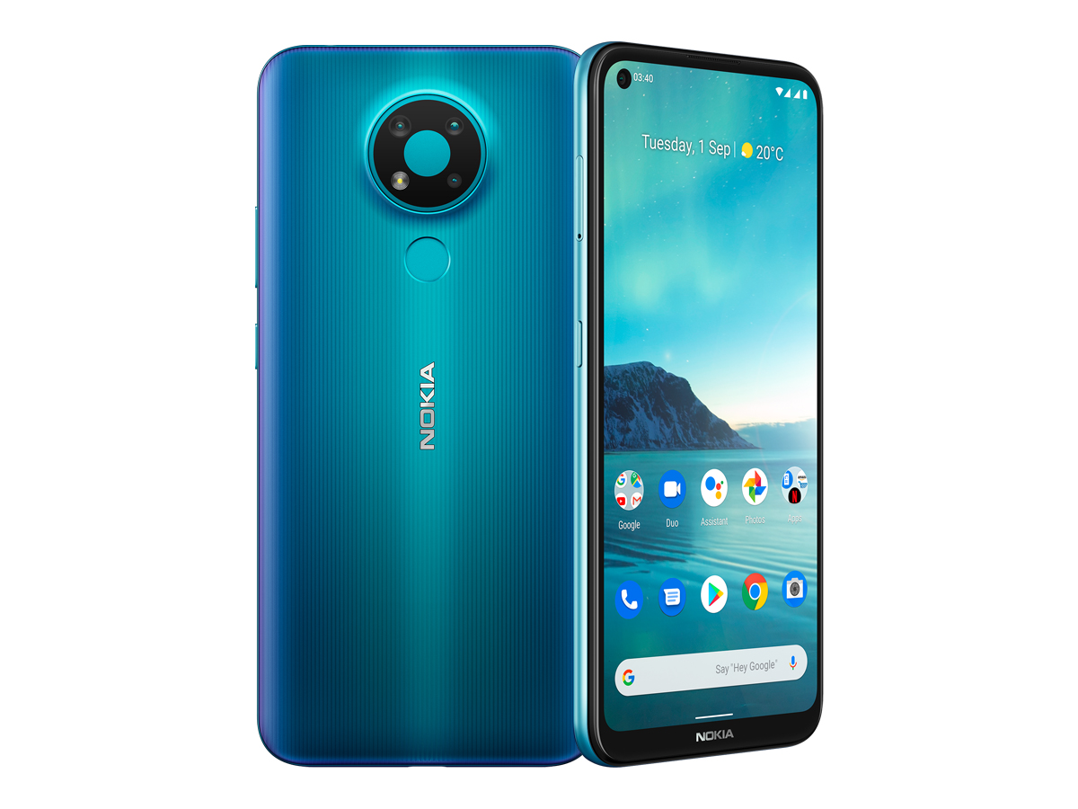 Nokia 3 4 Smartphone Review Lightweight Colorful Nokia Phone Notebookcheck Net Reviews
