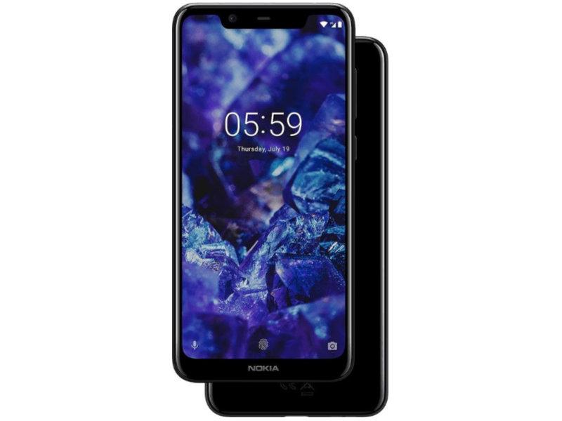 Nokia 5 1 Plus (Nokia 5X) Smartphone Review - NotebookCheck