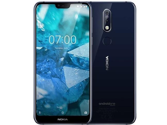 Nokia 7 1 Smartphone Review - NotebookCheck net Reviews
