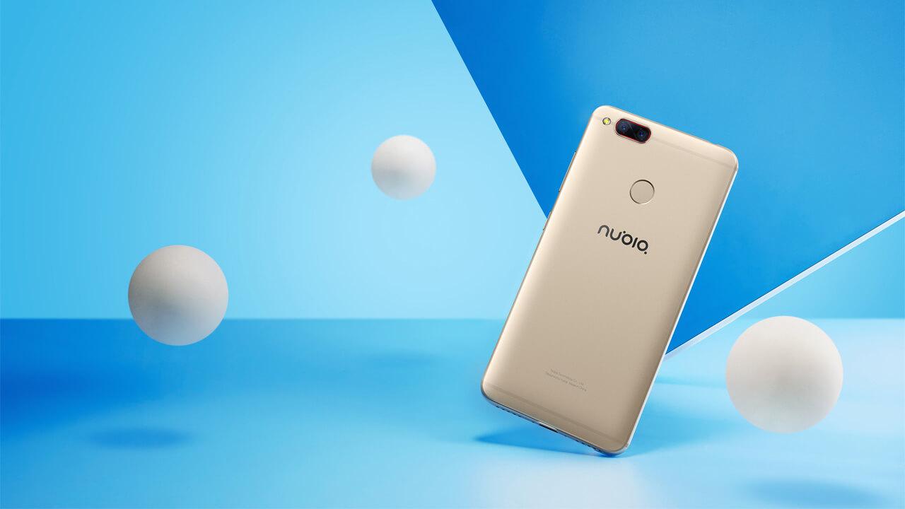 Nubia z17 mini ios android 7 1