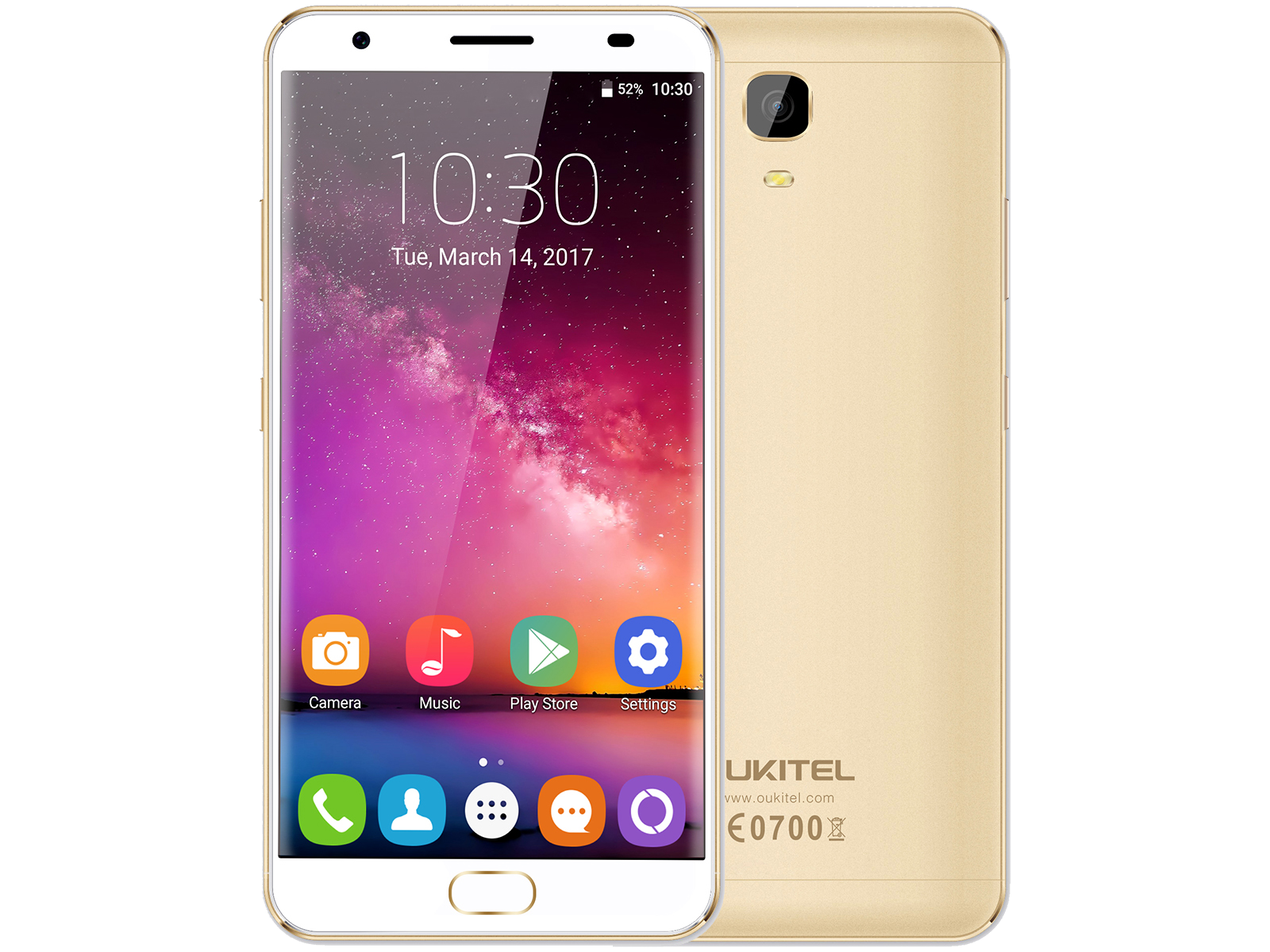 Oukitel K6000 Plus Smartphone Review Notebookcheck Net