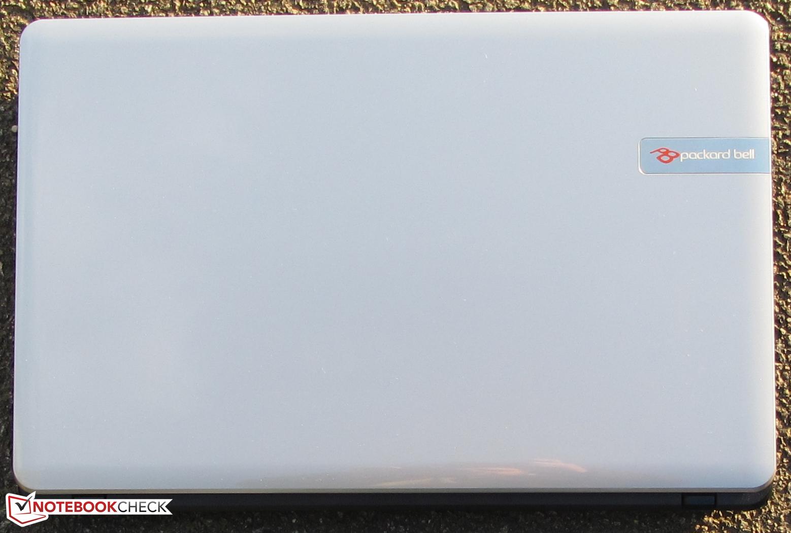 Packard Bell EasyNote LE69KB Vista