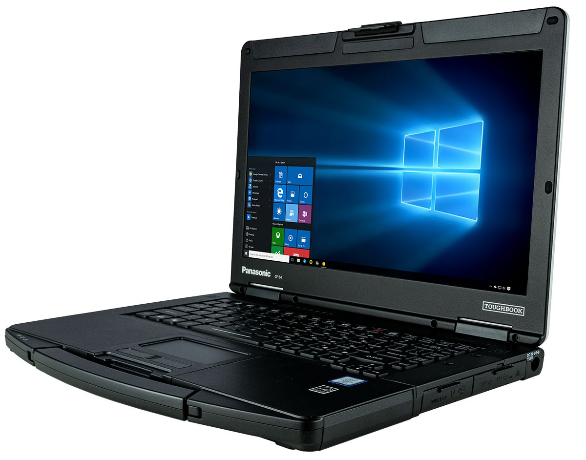 Panasonic Toughbook Cf 54 I5 7300u Rugged Laptop Review