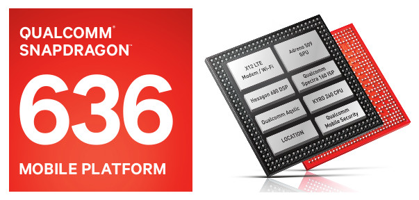 Qualcomm Snapdragon 636 SoC - NotebookCheck net Tech