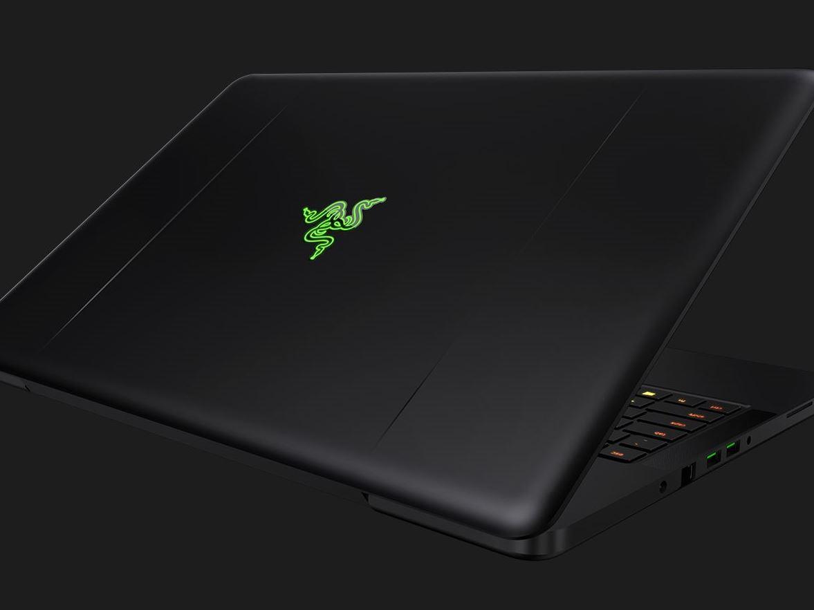 Razer Blade Pro 2017 (i7-7700HQ, GTX 1060, FHD) Laptop
