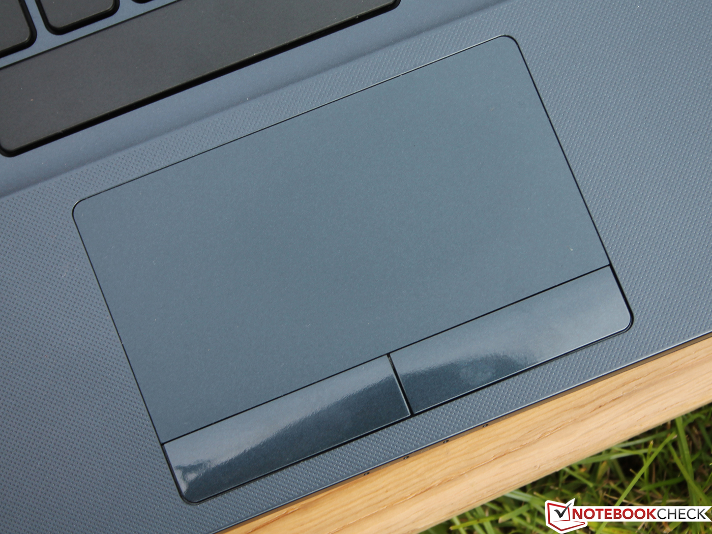 Notebook samsung ativ book 2 - Touchpad