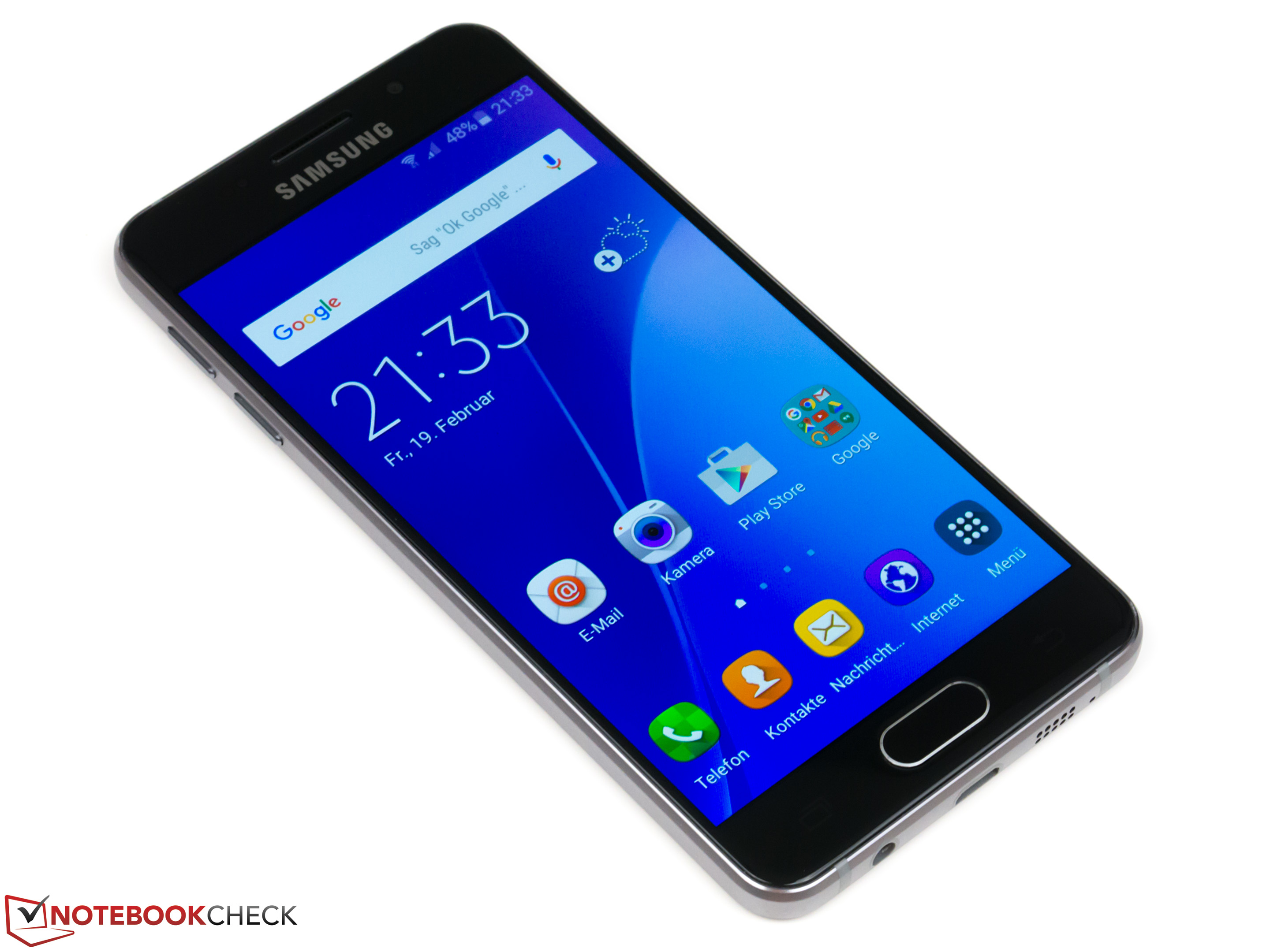 Samsung Galaxy A  Smartphone Review