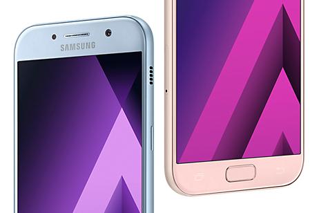 455b9589855 Samsung Galaxy A5 (2017) Smartphone Review - NotebookCheck.net Reviews