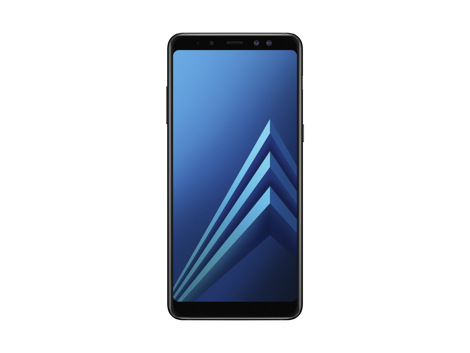 samsung galaxy a8 2018 smartphone review reviews. Black Bedroom Furniture Sets. Home Design Ideas