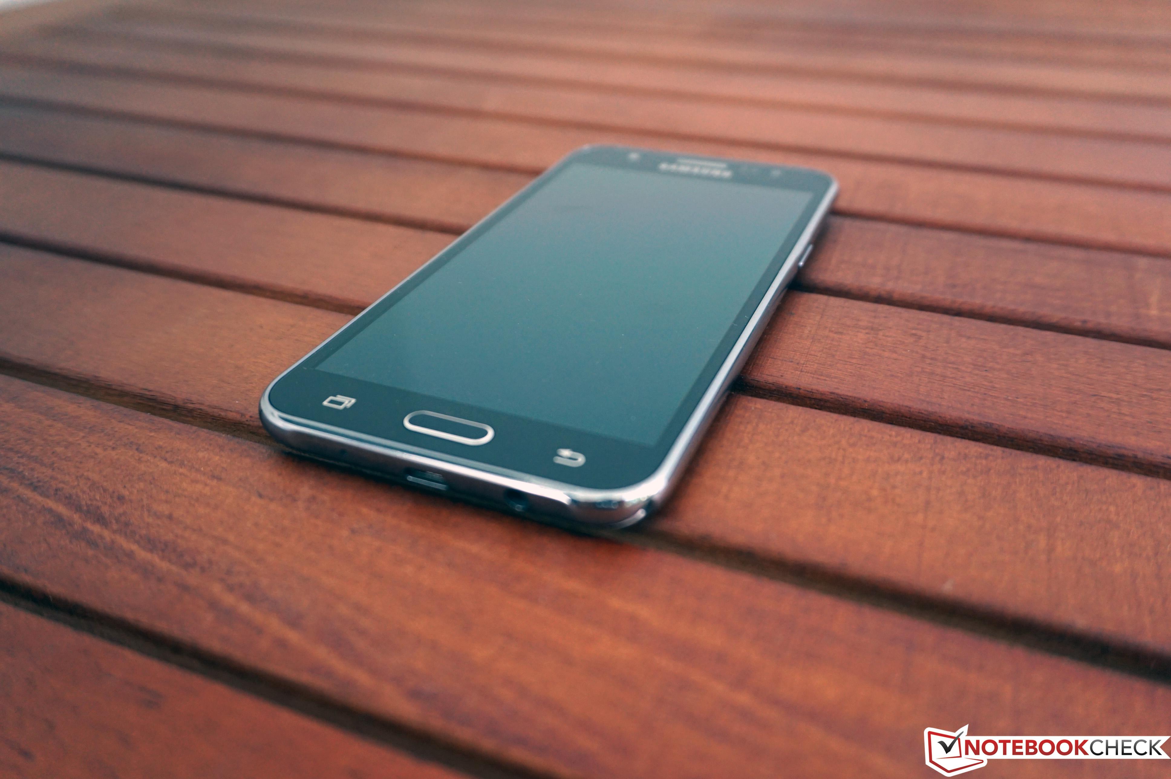 Samsung Galaxy J5 Smartphone Review