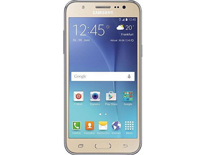 Samsung Galaxy J5 (2016) Smartphone Review - NotebookCheck