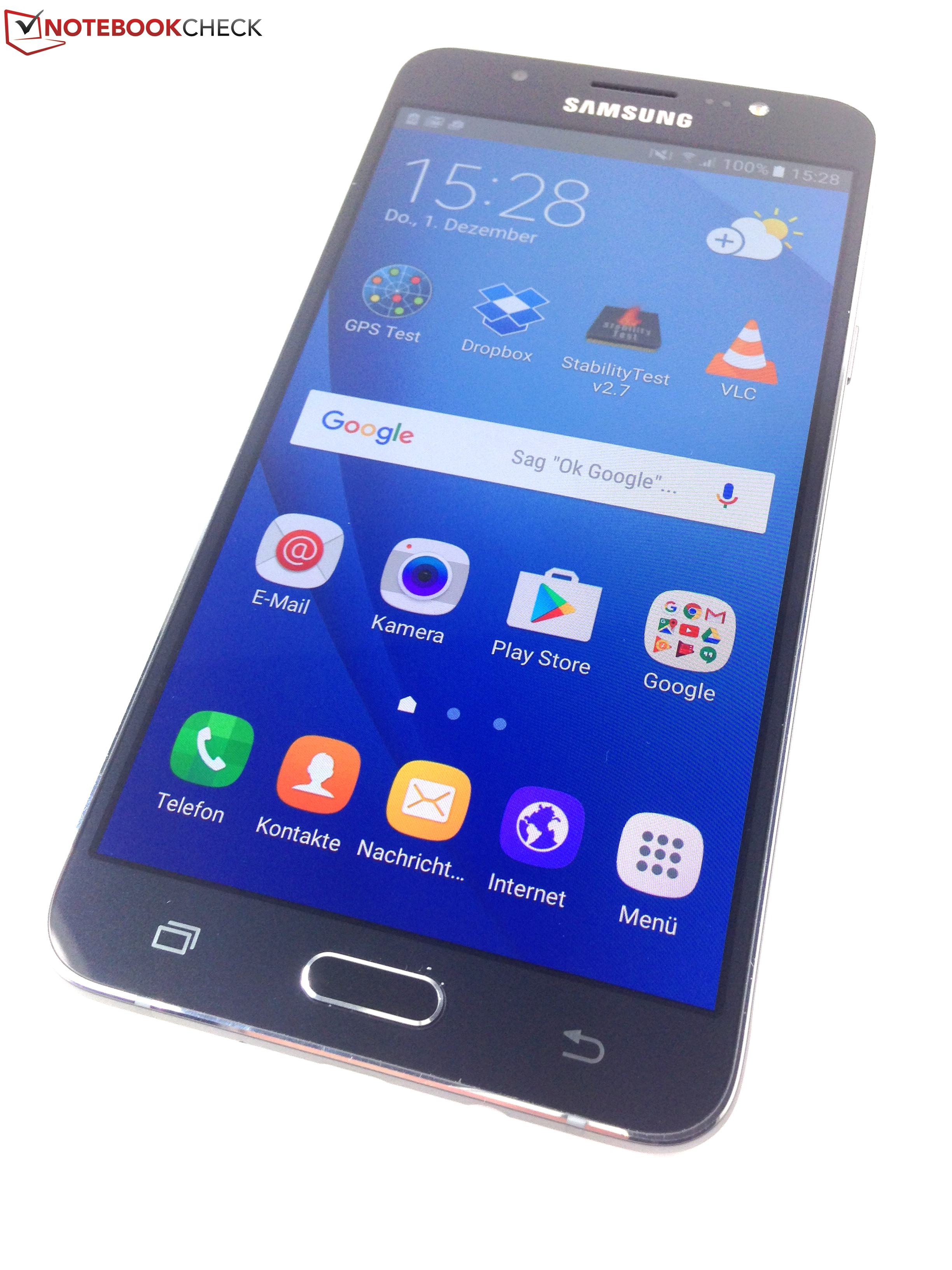 samsung galaxy j7 2016 smartphone review notebookcheck. Black Bedroom Furniture Sets. Home Design Ideas