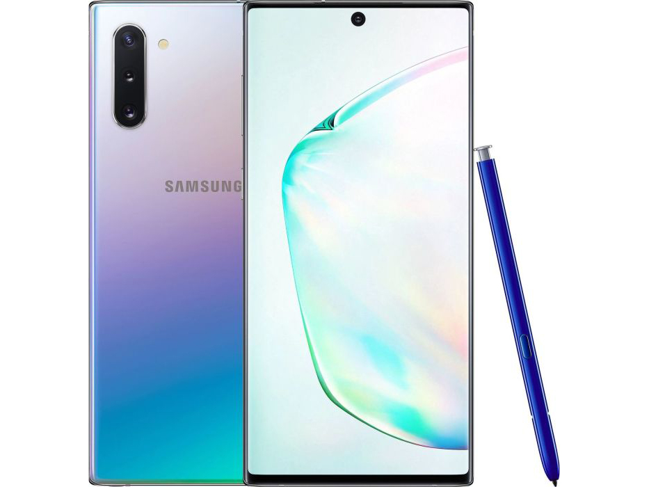Samsung Galaxy Note 10 Smartphone Review: Still the best