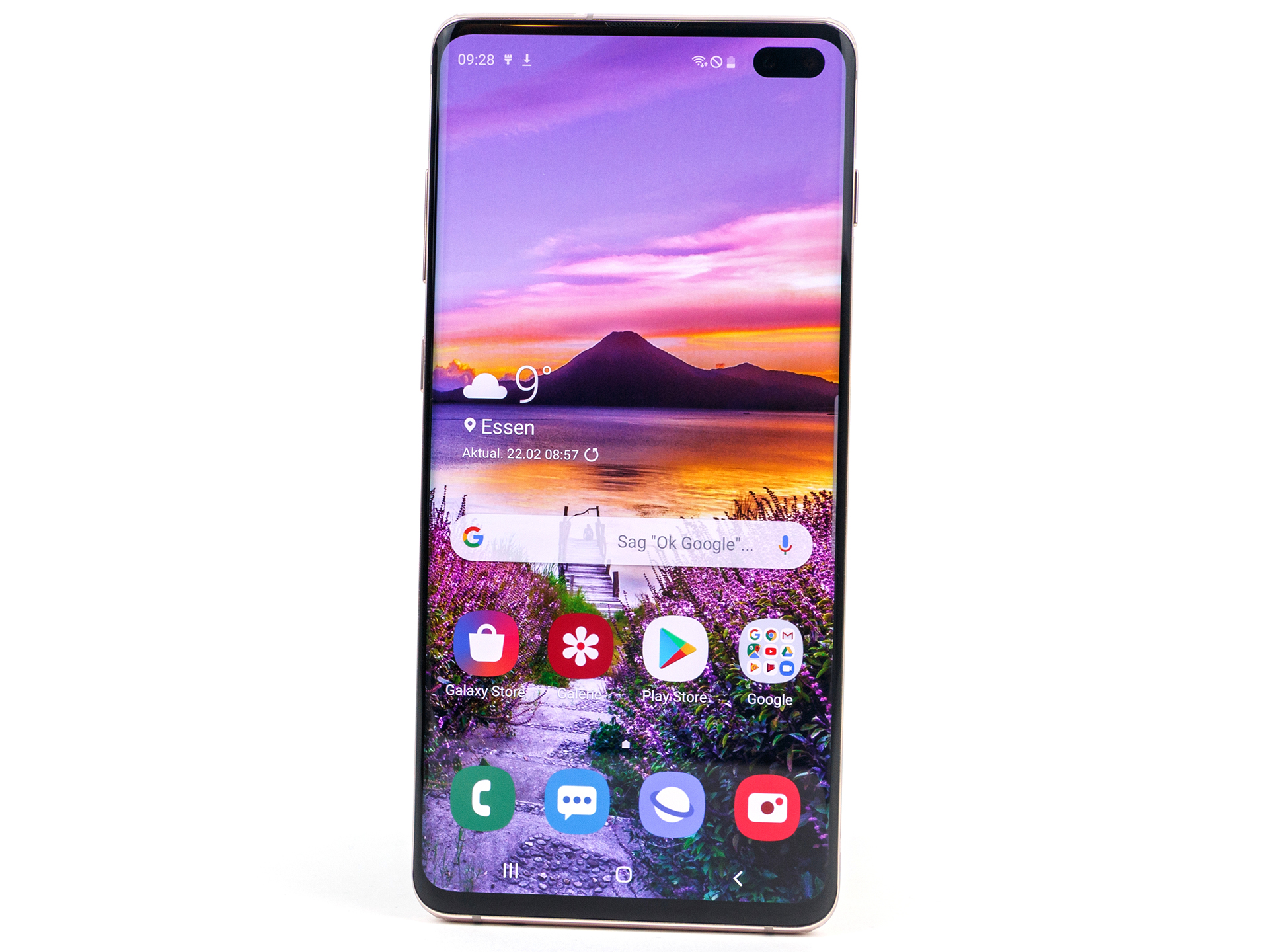 Samsung Galaxy S10 Smartphone Review Notebookcheck Net
