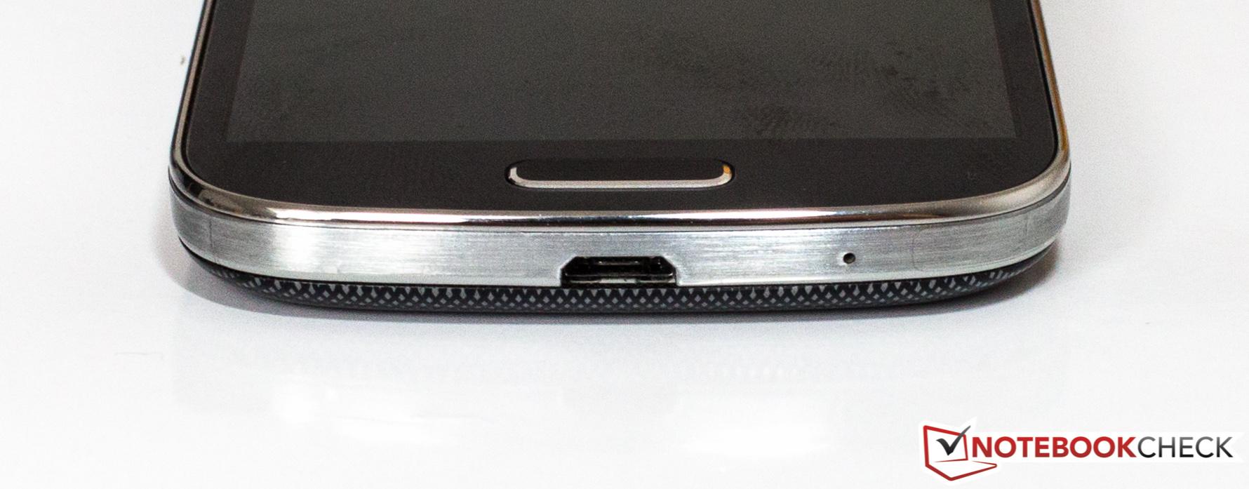 Notebook samsung galaxy s4 - Bottom Micro Usb Port
