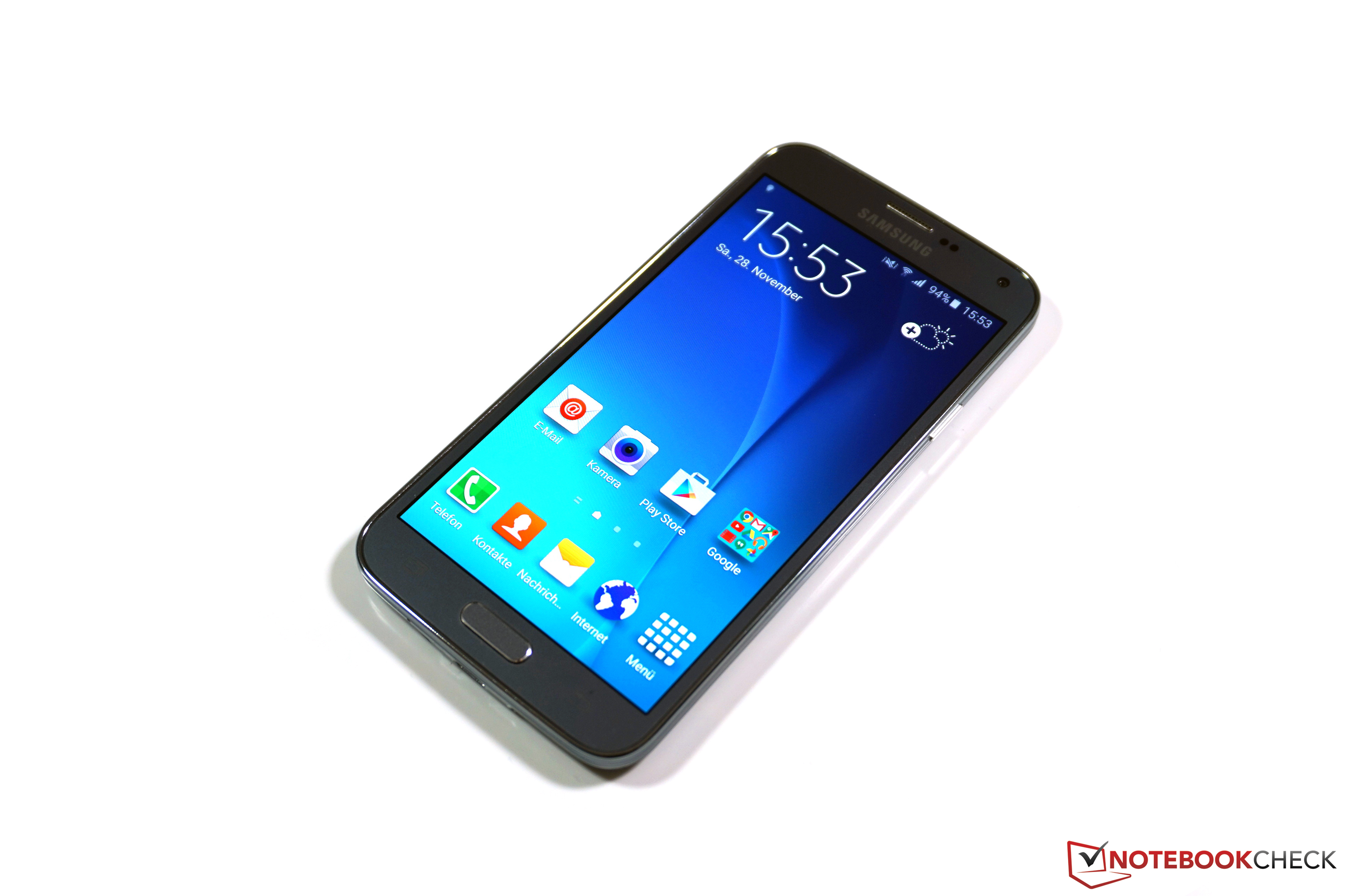 Samsung Galaxy S5 Neo Smartphone Review - NotebookCheck net Reviews