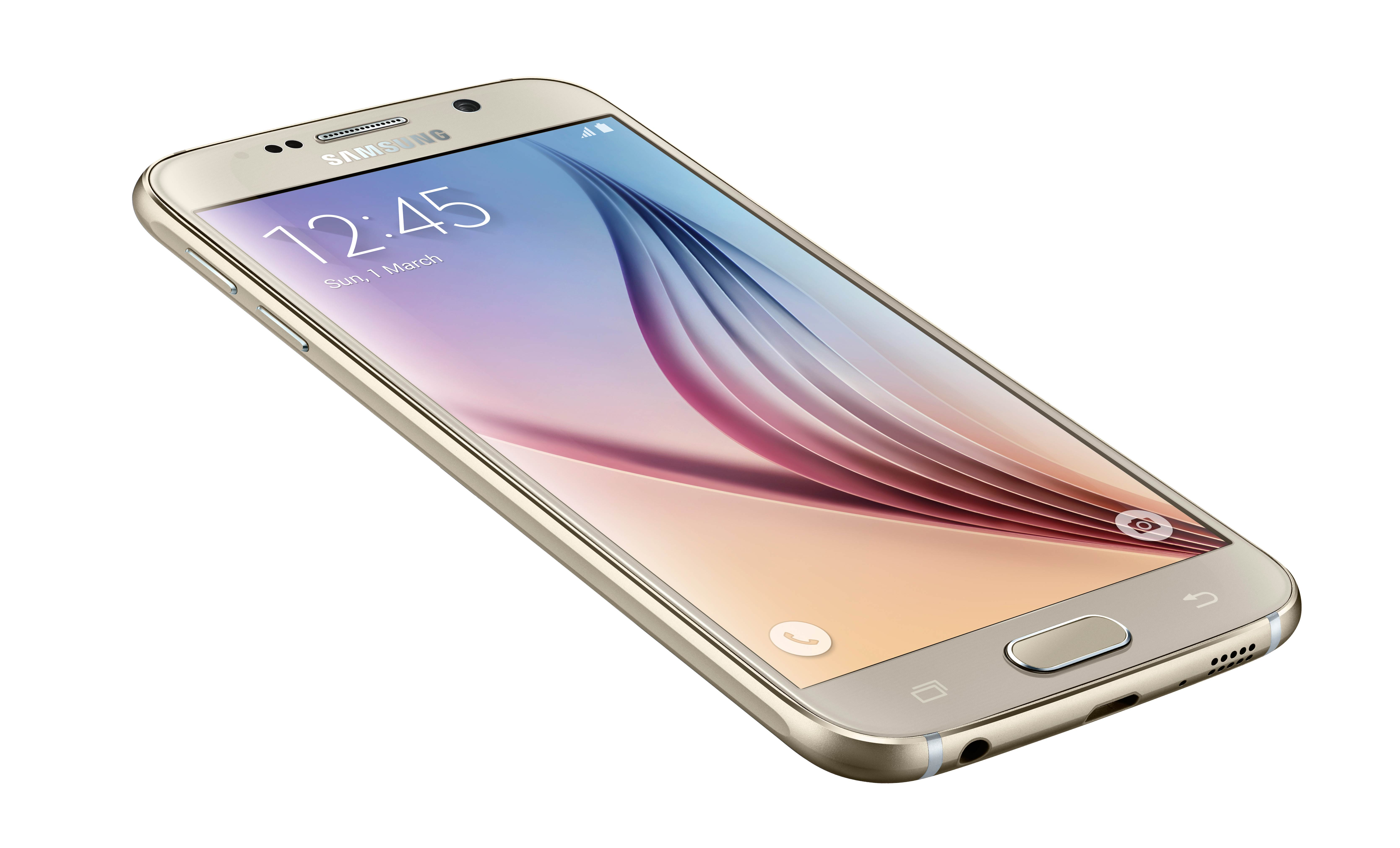 samsung galaxy s6 smartphone review notebookchecknet
