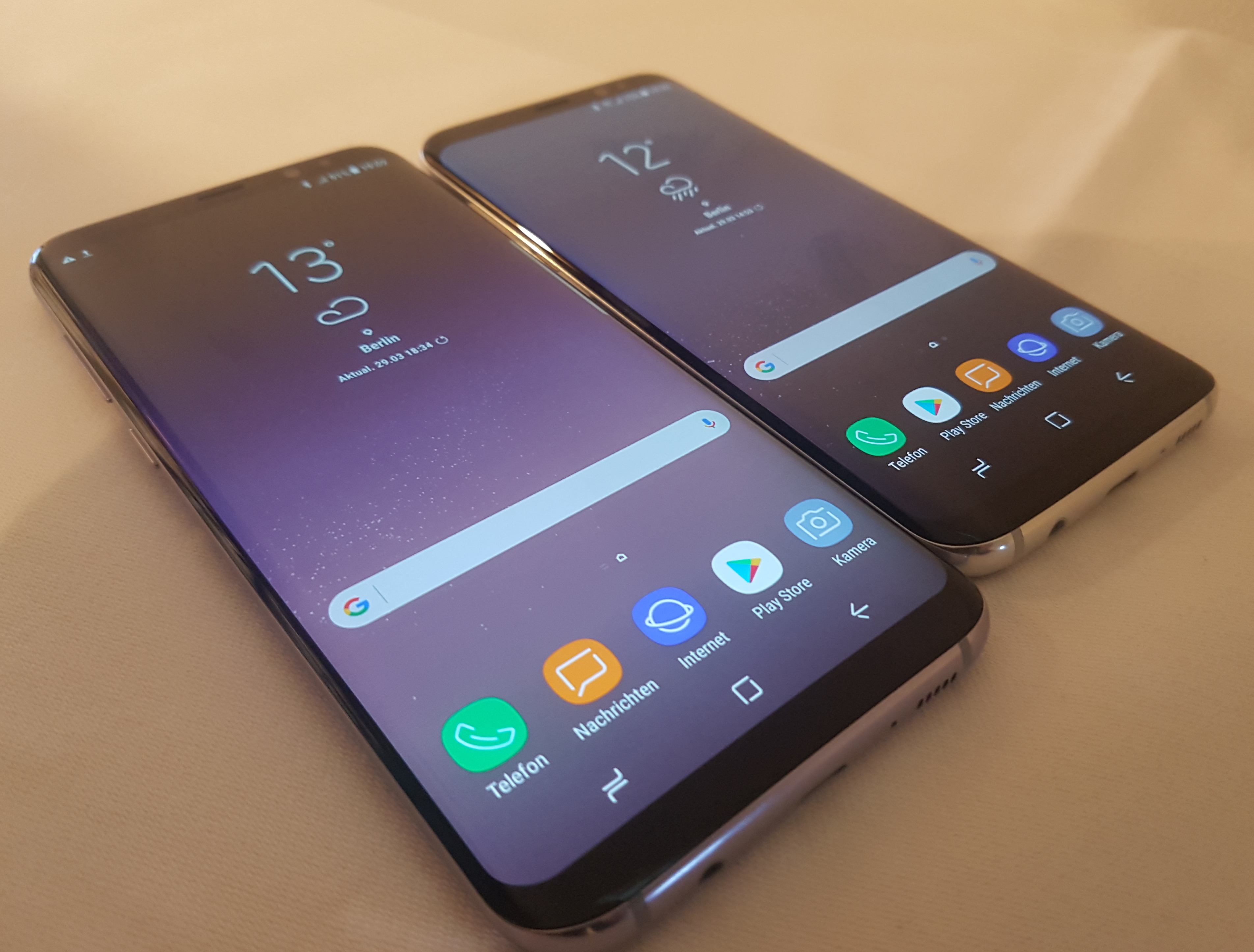 Samsung Galaxy S8 Smartphone Review