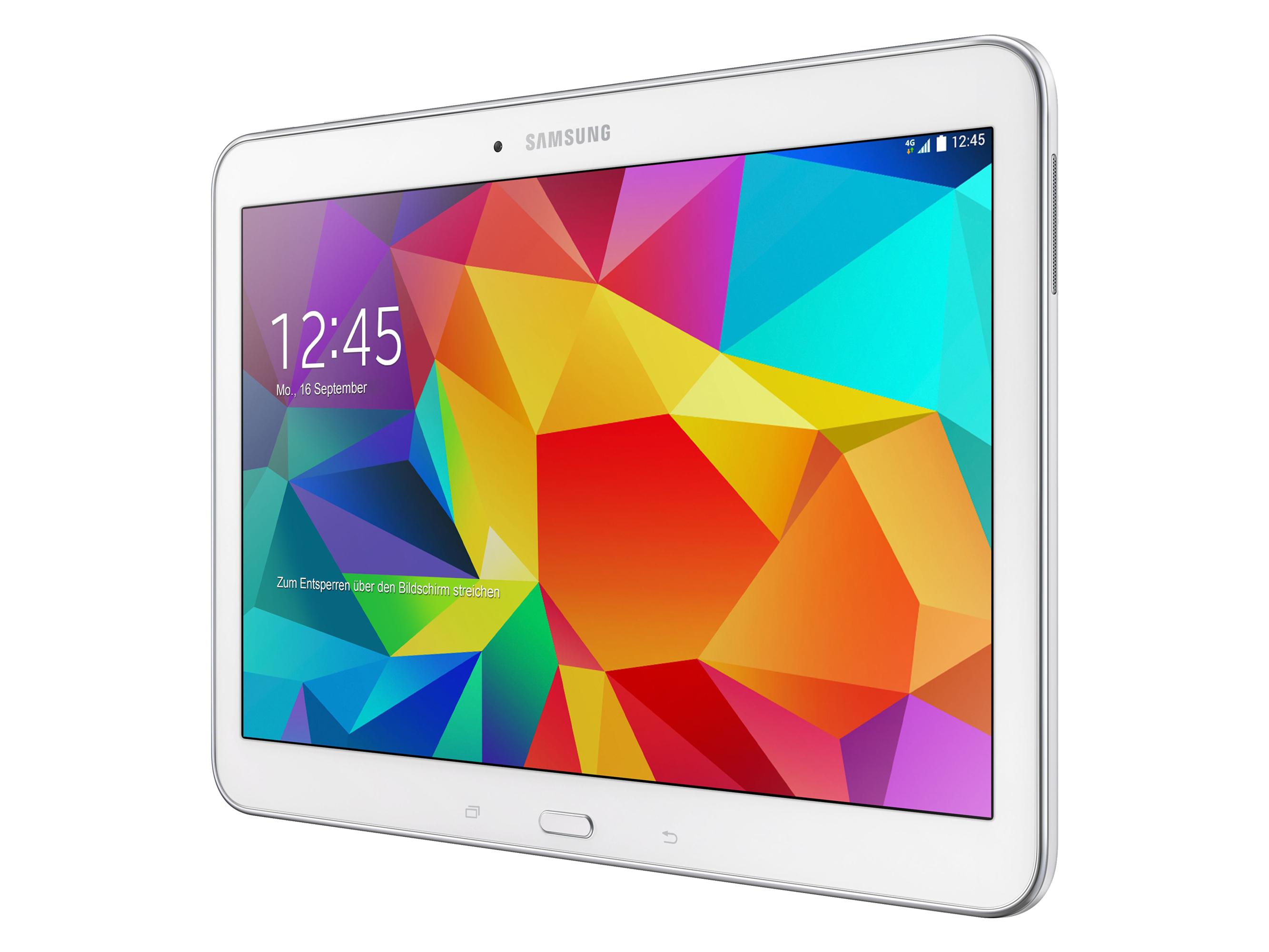 Samsung Galaxy Tab 4 10.1 Tablet Review