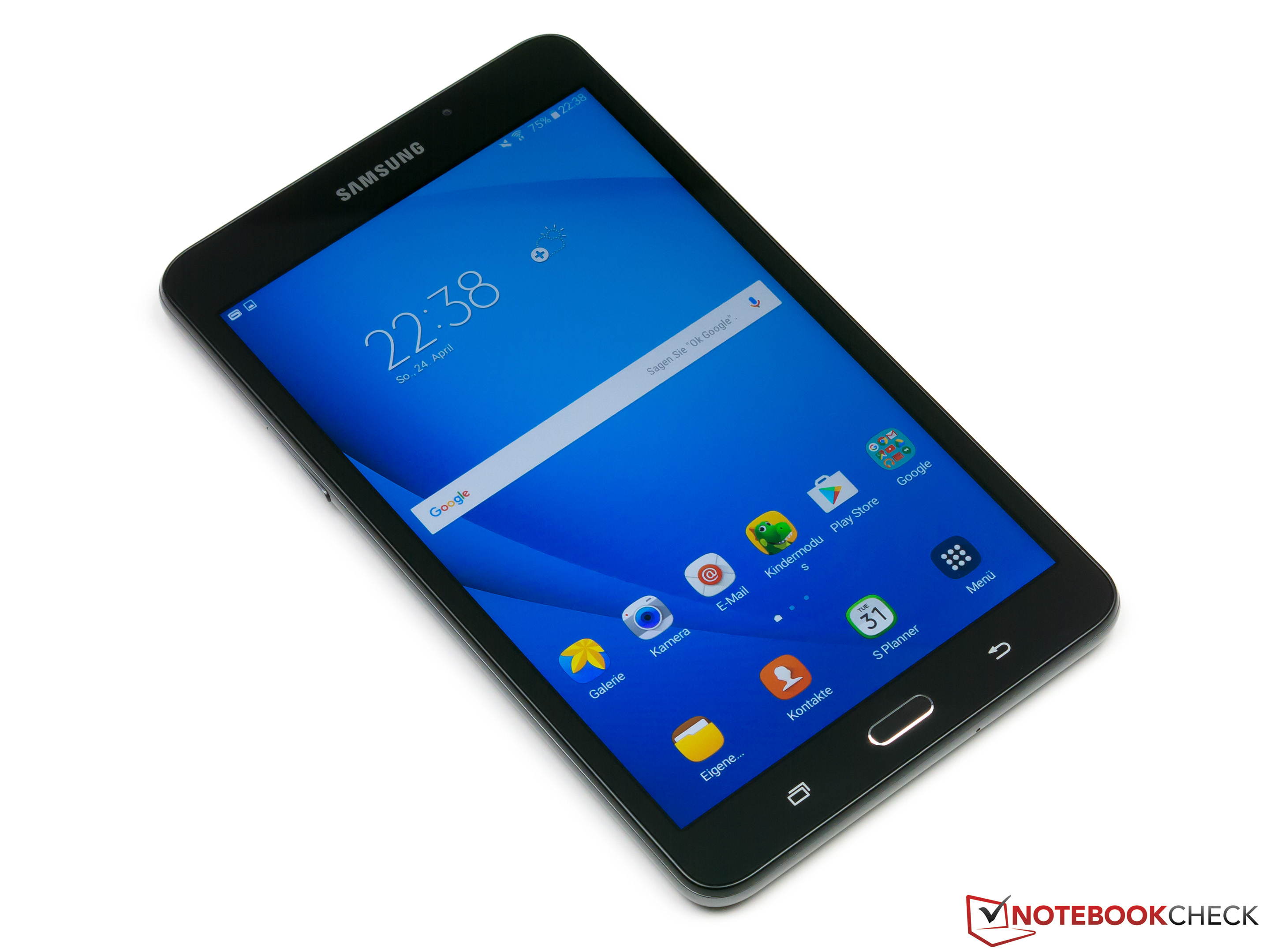Samsung Galaxy Tab A 7 0 (2016) Tablet Review - NotebookCheck net