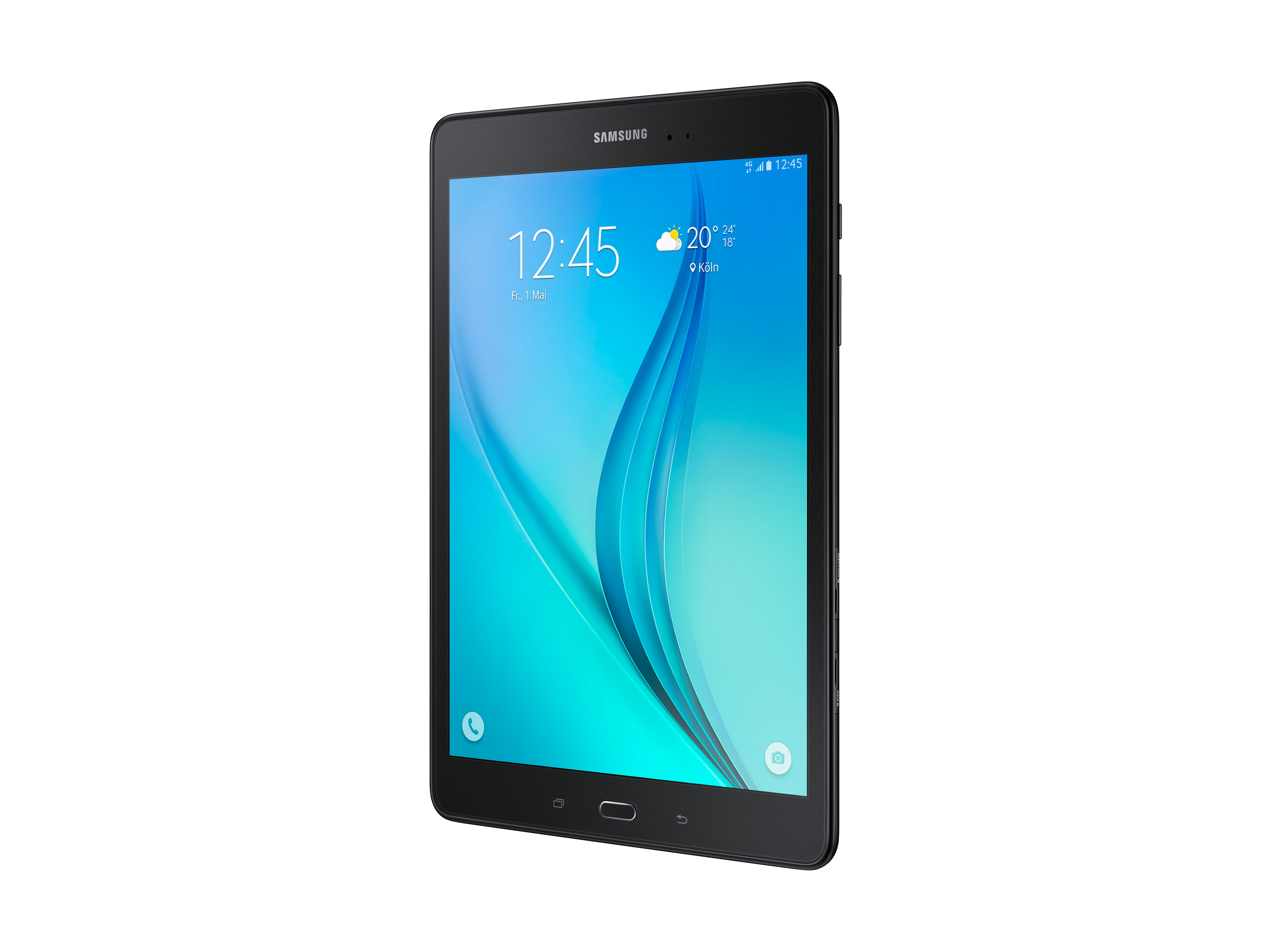 Samsung Galaxy Tab A 9.7 SM-T555 Tablet Review ...