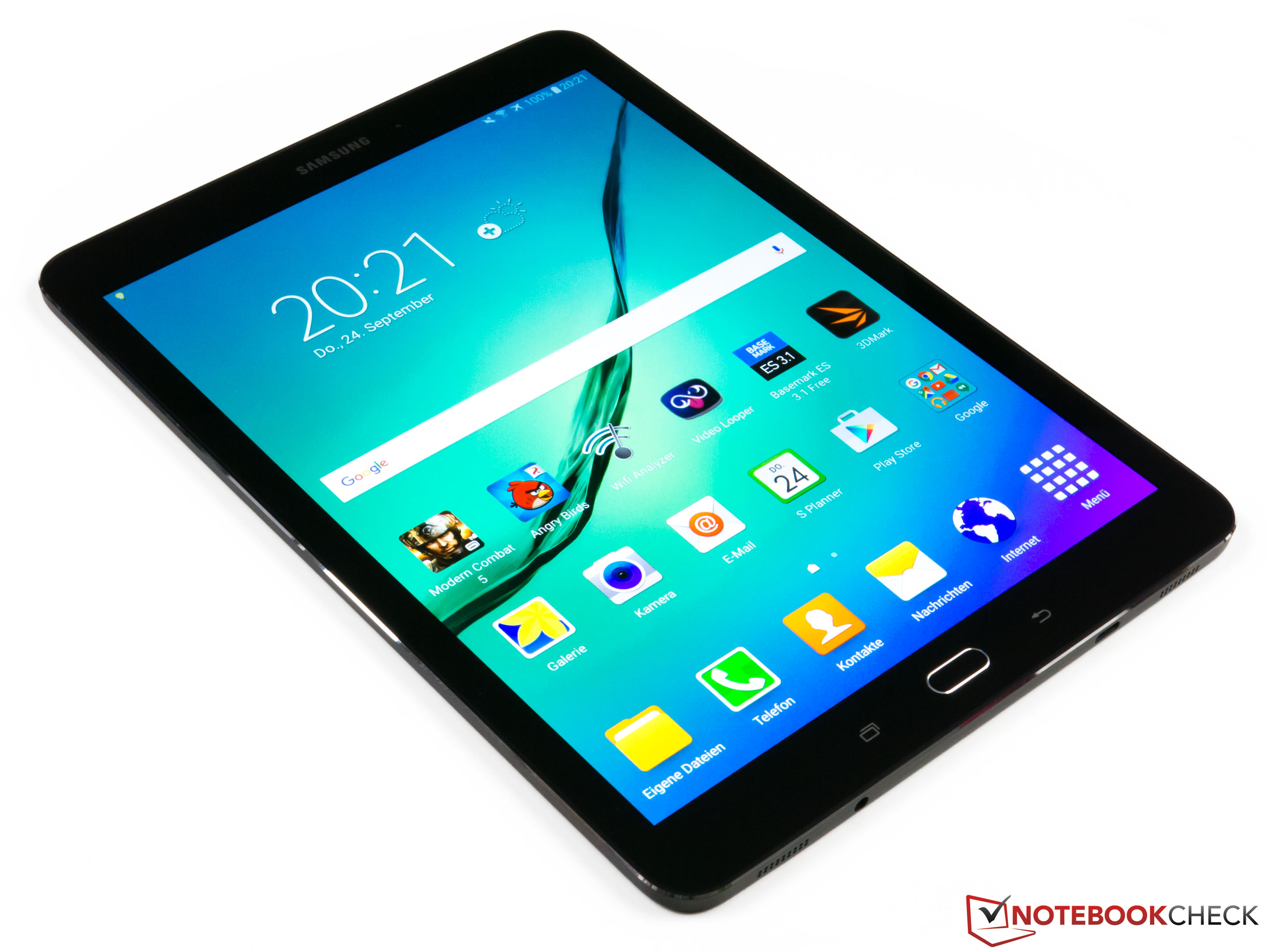 Samsung galaxy tab s2 9 7 lte tablet review for Samsung galaxy s tablet