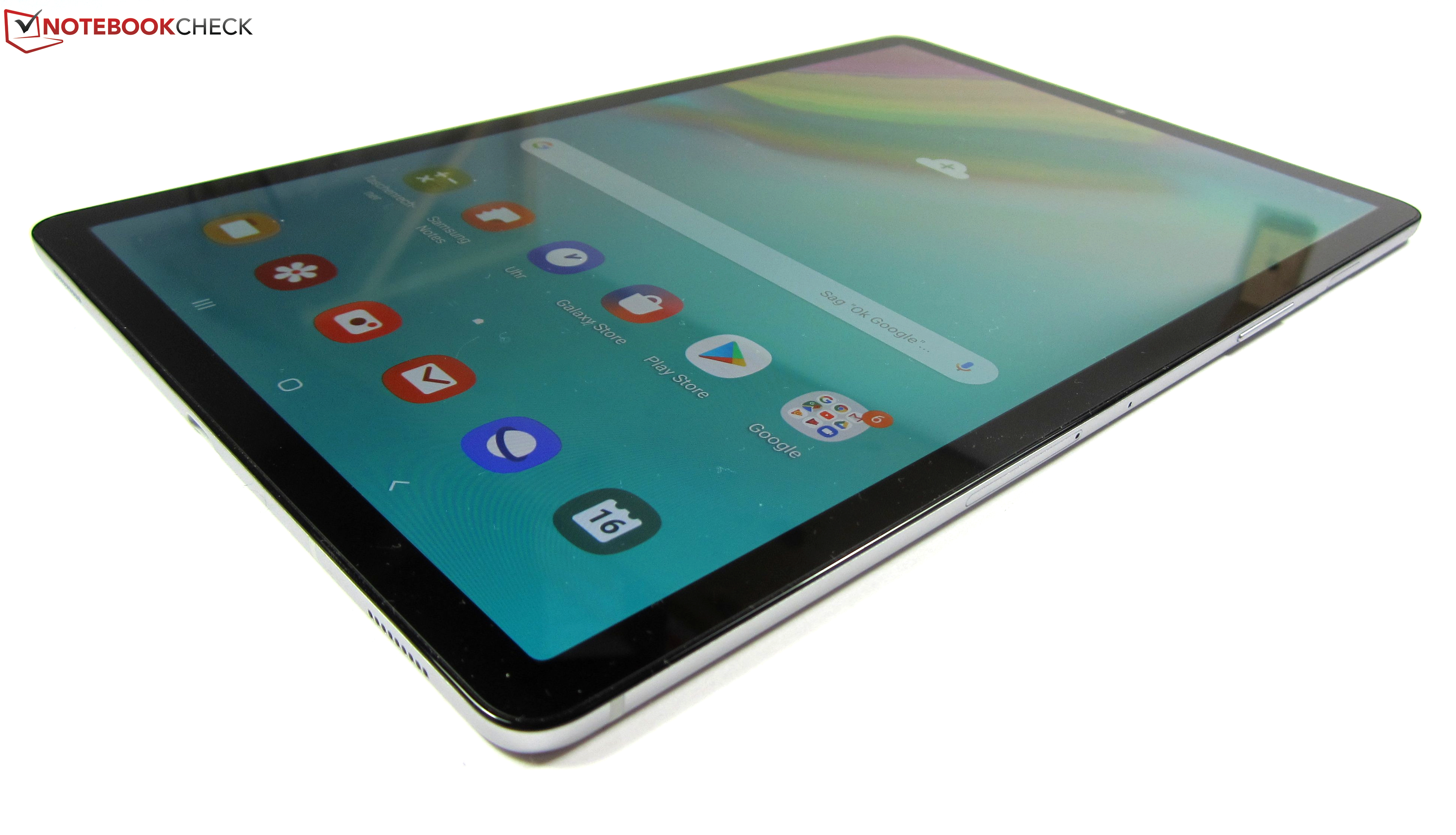 Samsung Galaxy Tab S5e (Wi-Fi) Tablet Review - NotebookCheck