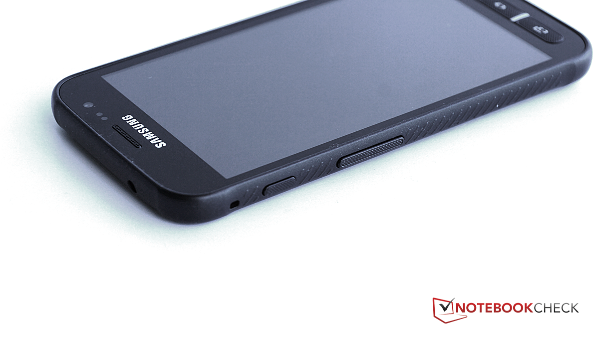 brand new 0a25c 28680 Samsung Galaxy XCover 4 (SM-G390F) Smartphone Review - NotebookCheck ...