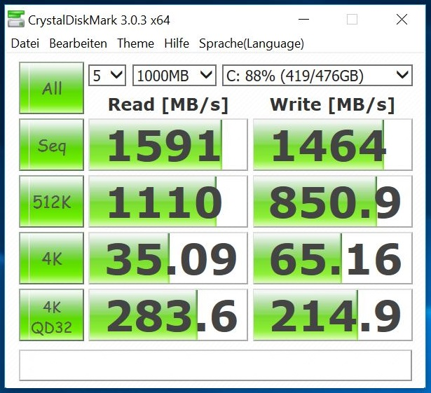 Samsung 960 Evo and Samsung 960 Pro SSD Review - NotebookCheck net