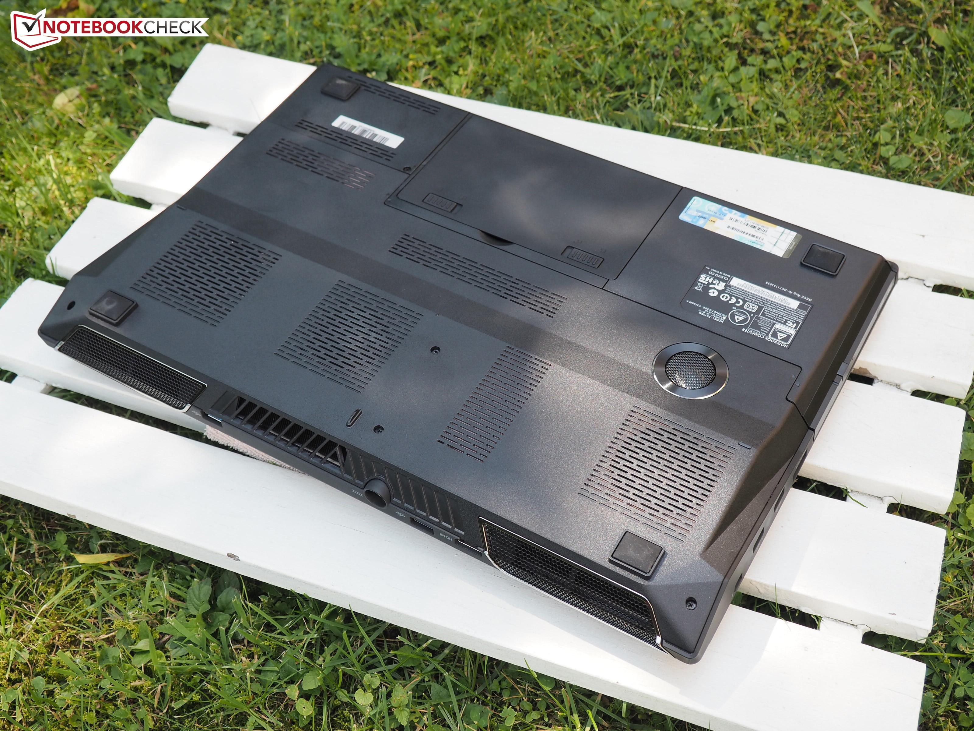 Original f/ür Schenker W724 L/üfter CPU P370SM-A
