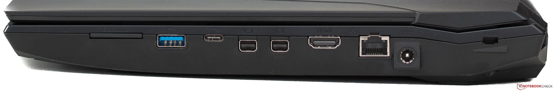 Schenker XMG Apex 15 (Clevo N950TP6) Laptop Review - NotebookCheck