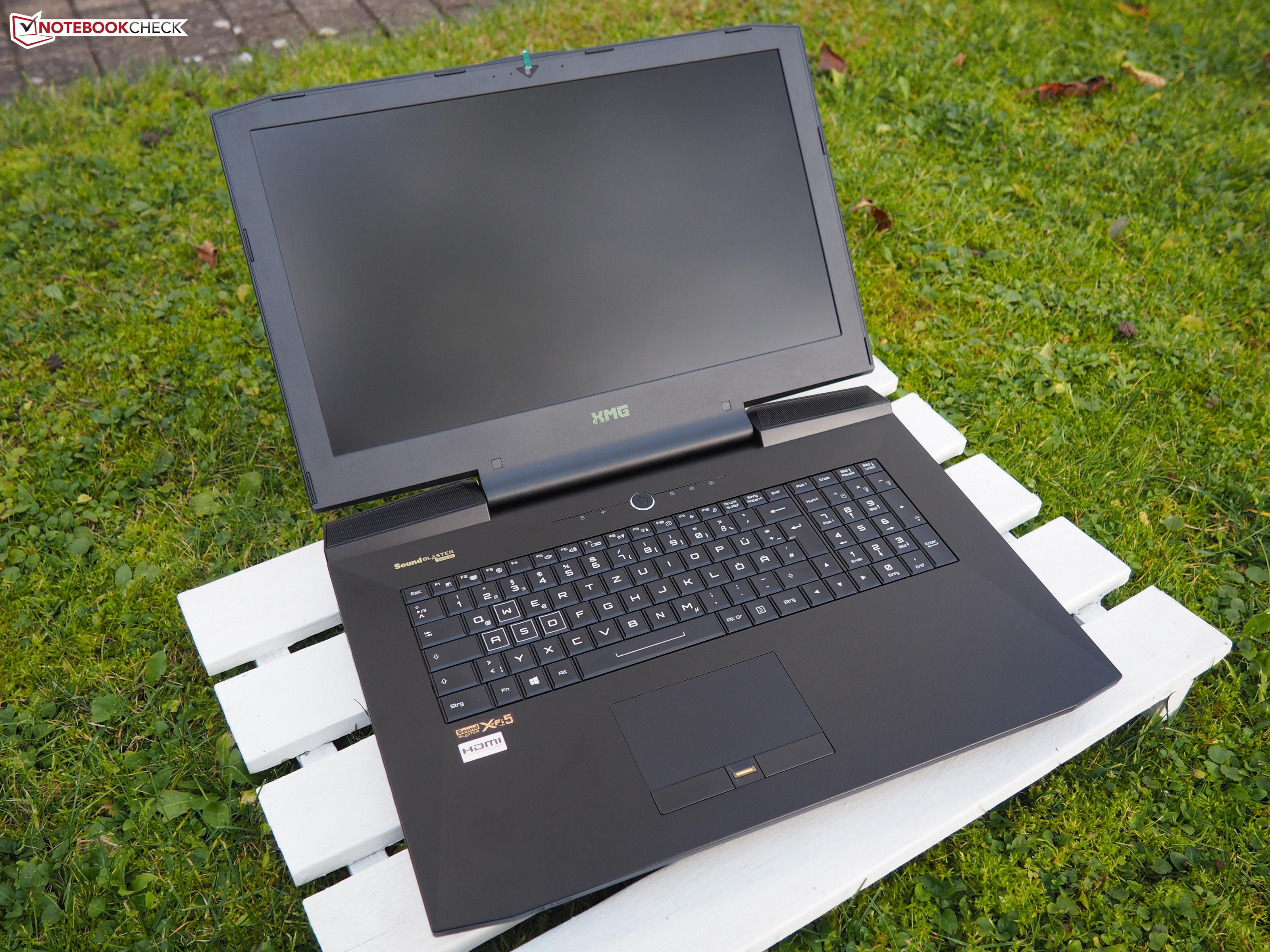 Schenker Xmg U726 Clevo P870dm Notebook Review