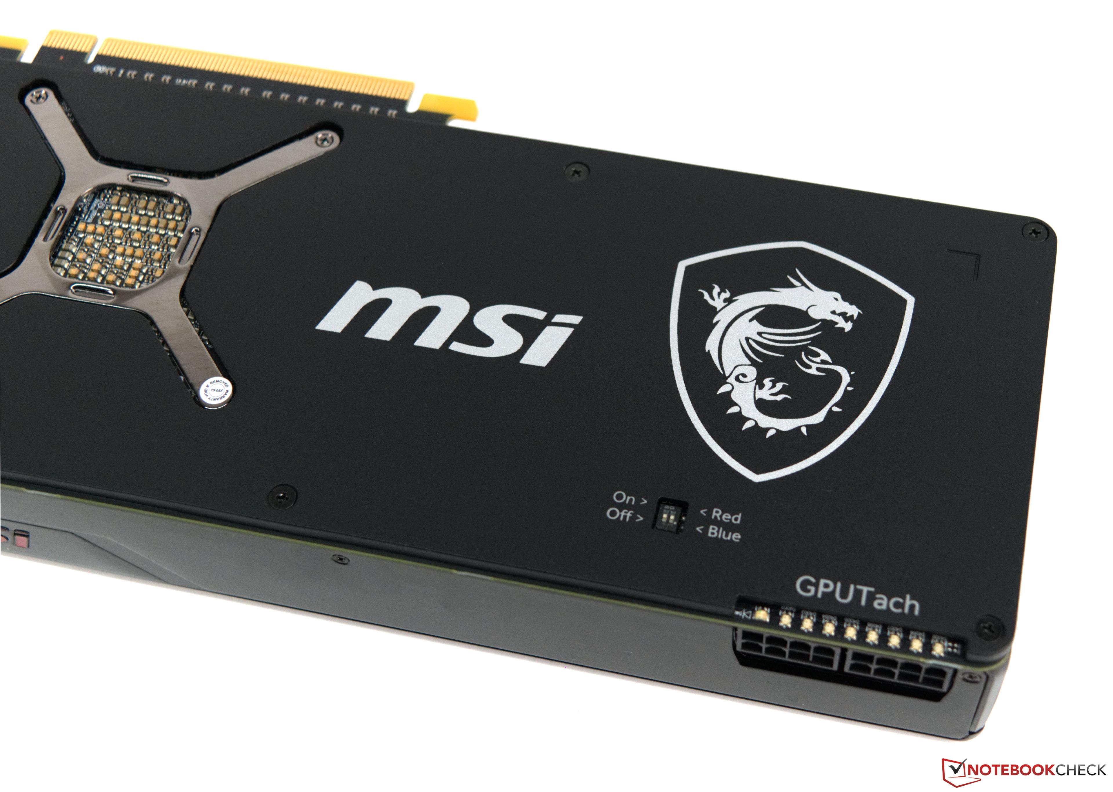 MSI AMD Radeon RX Vega 56 Air Boost OC Edition Review