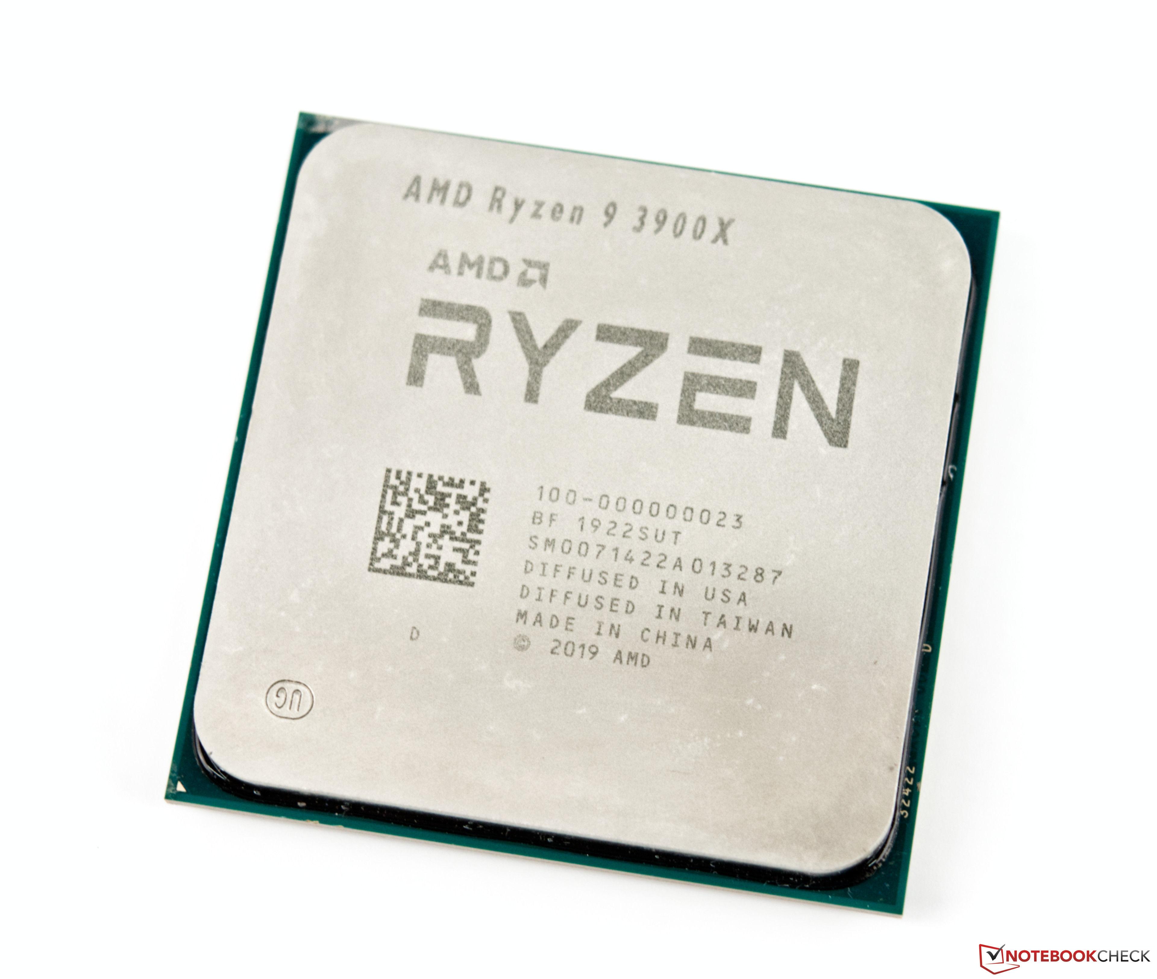 AMD Ryzen 9 3900X Desktop CPU Review: 12 cores meet Socket