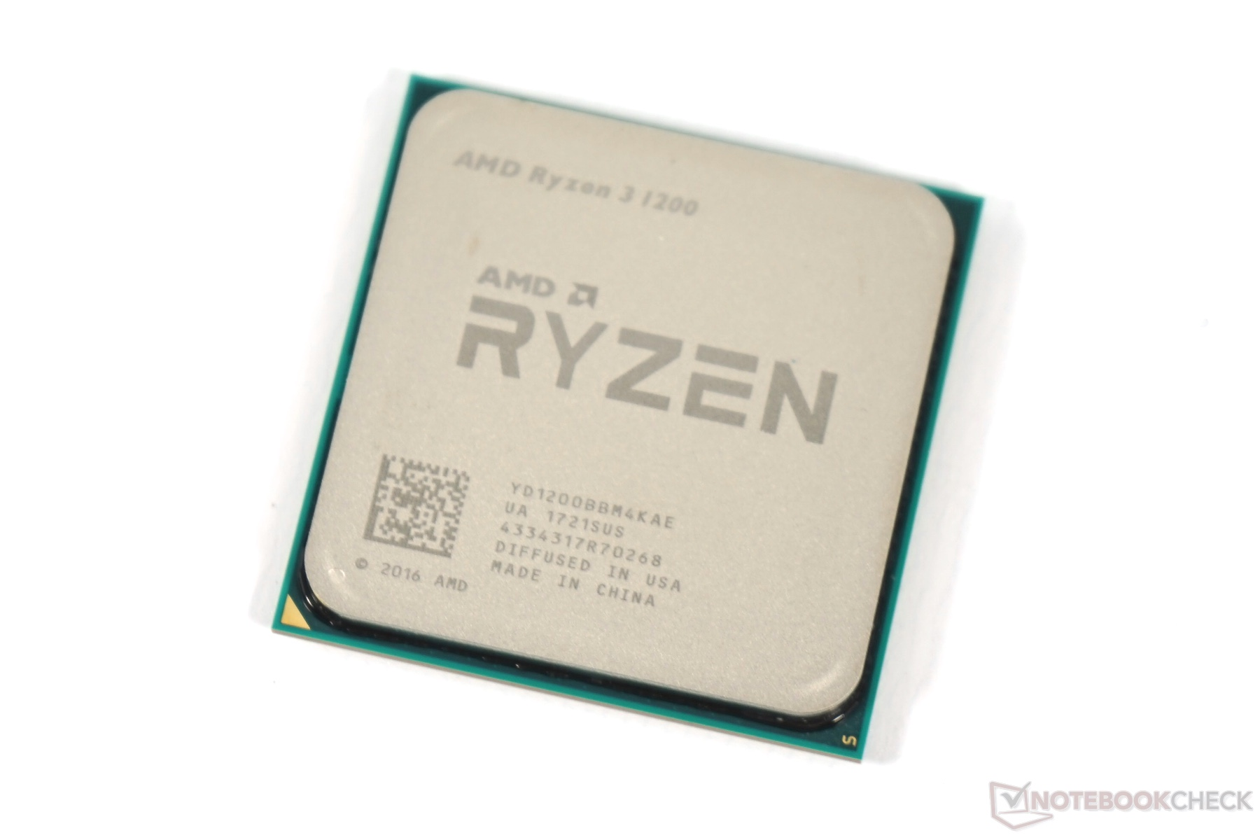 The AMD Ryzen 3 1200 is a desktop quad-core processor with 4 cores and no  Hyperthreading / SMT (4 threads only). Mid 2017 it is the slowest Ryzen 3  ...