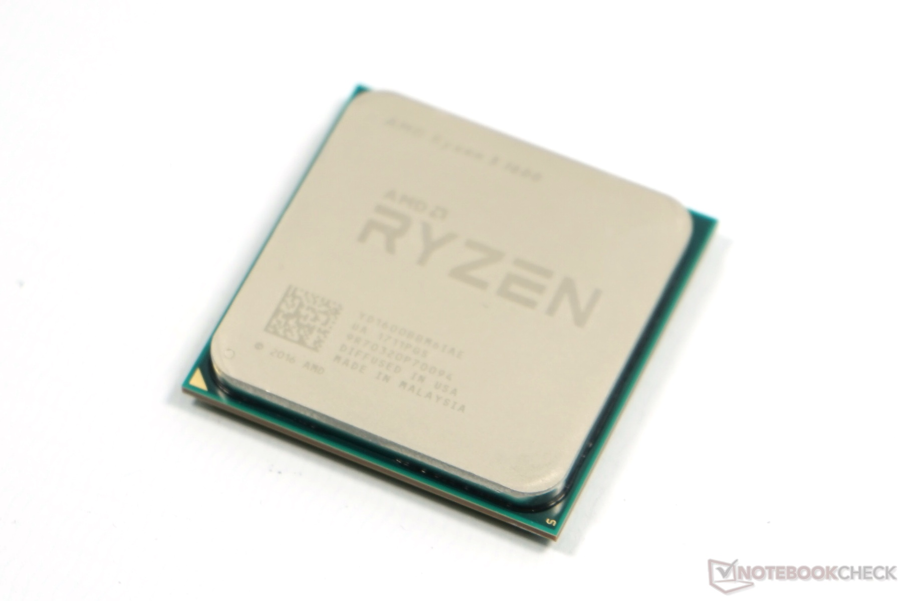 AMD Ryzen 5 1600 SoC - Benchmarks and Specs - NotebookCheck