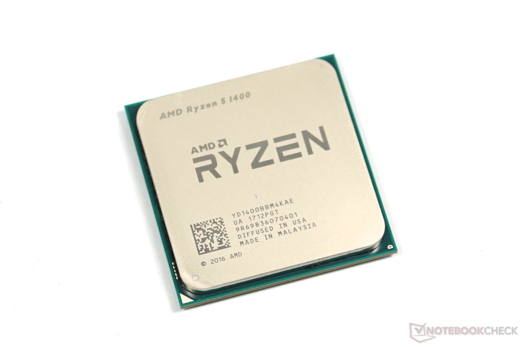 AMD Ryzen 5 2500U SoC - NotebookCheck net Tech