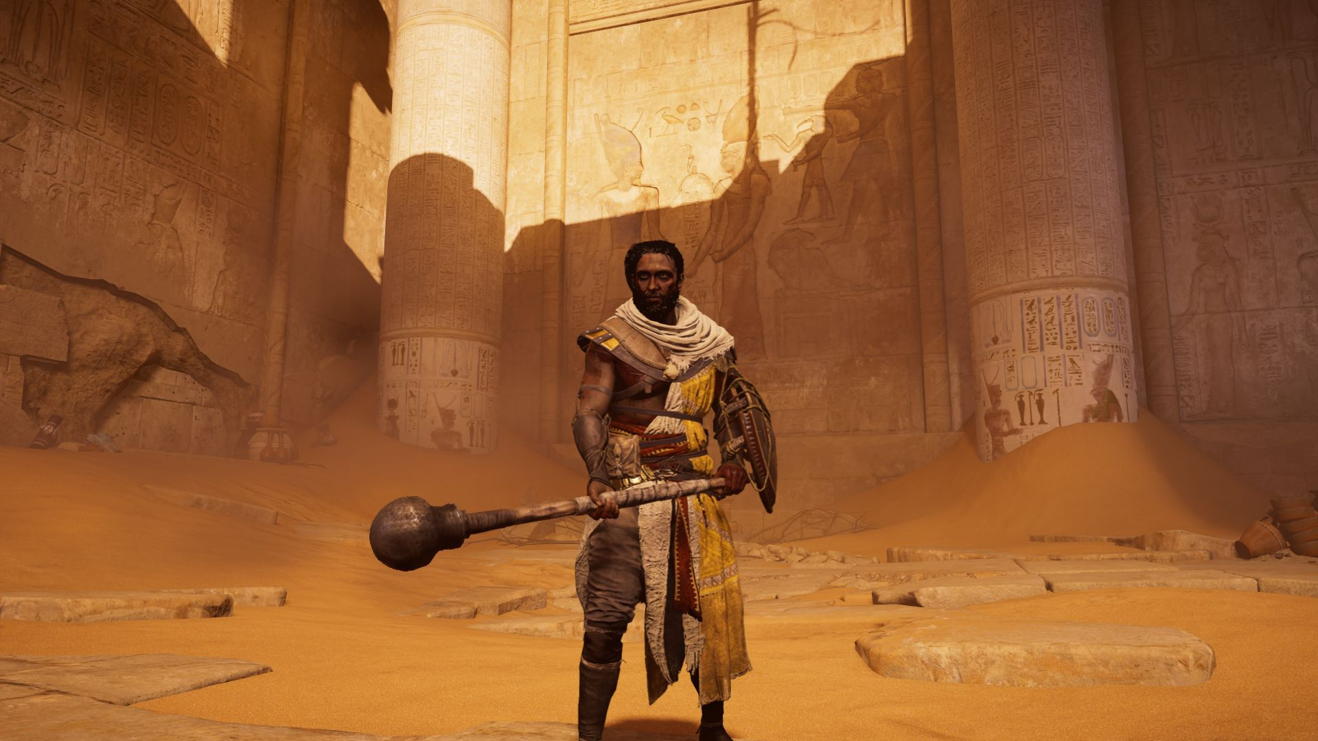Assassin's Creed Origins Notebook and Desktop Benchmarks