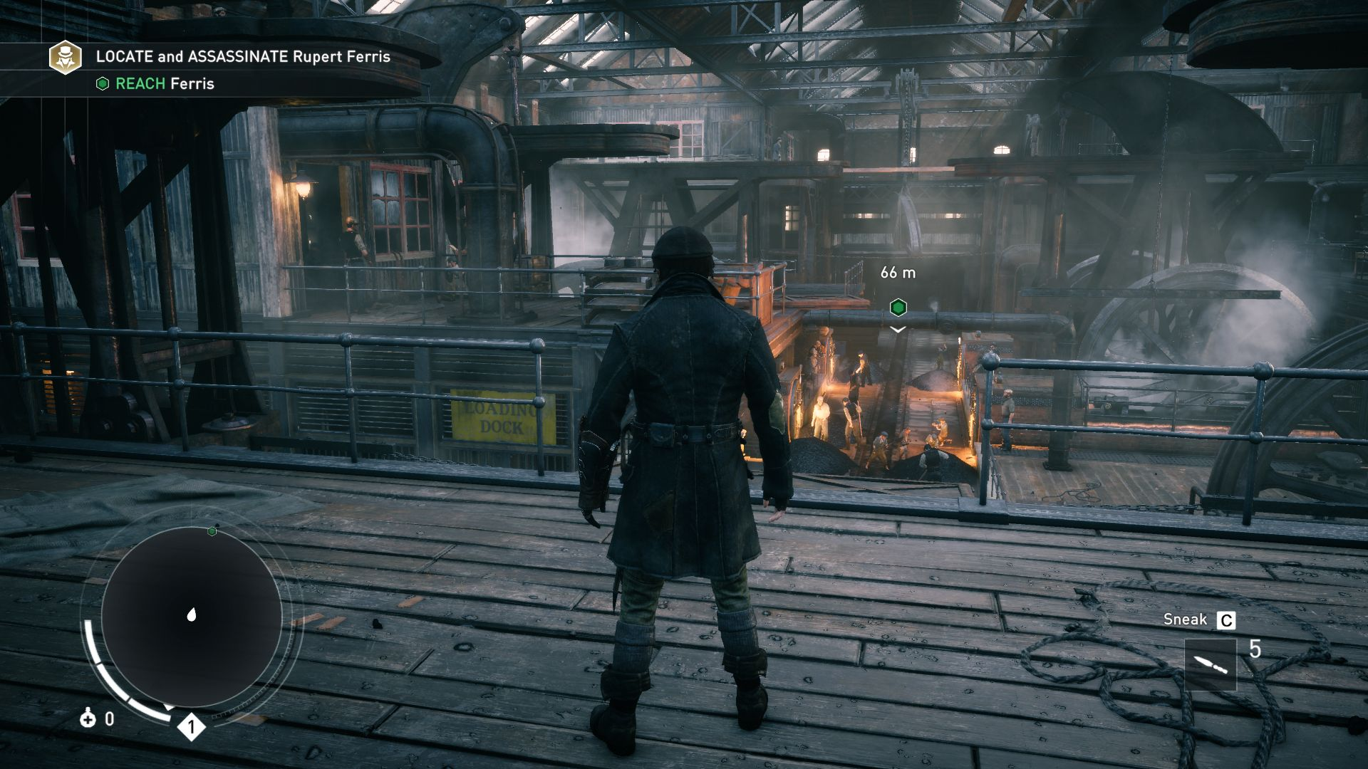 Assassin S Creed Syndicate Notebook Benchmarks Notebookcheck Net