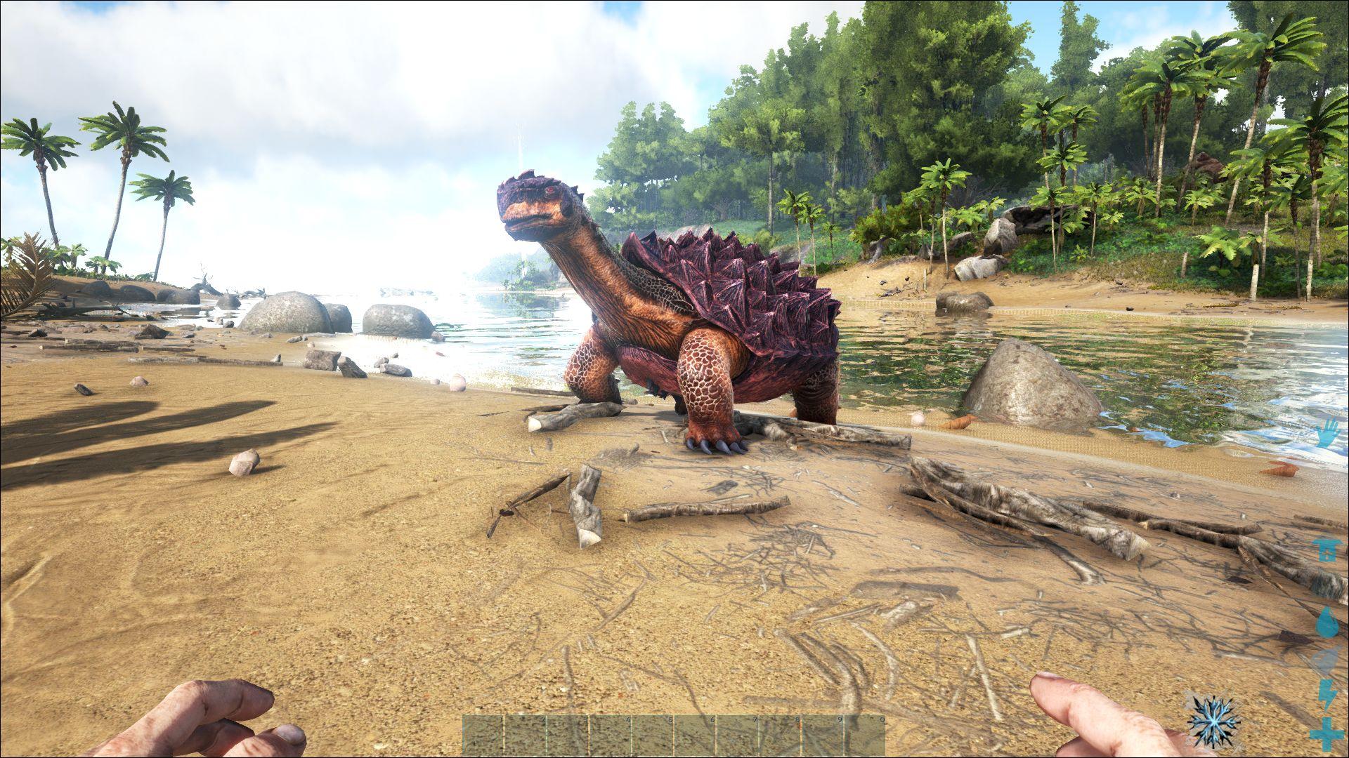 ark survival evolved download 32 bit