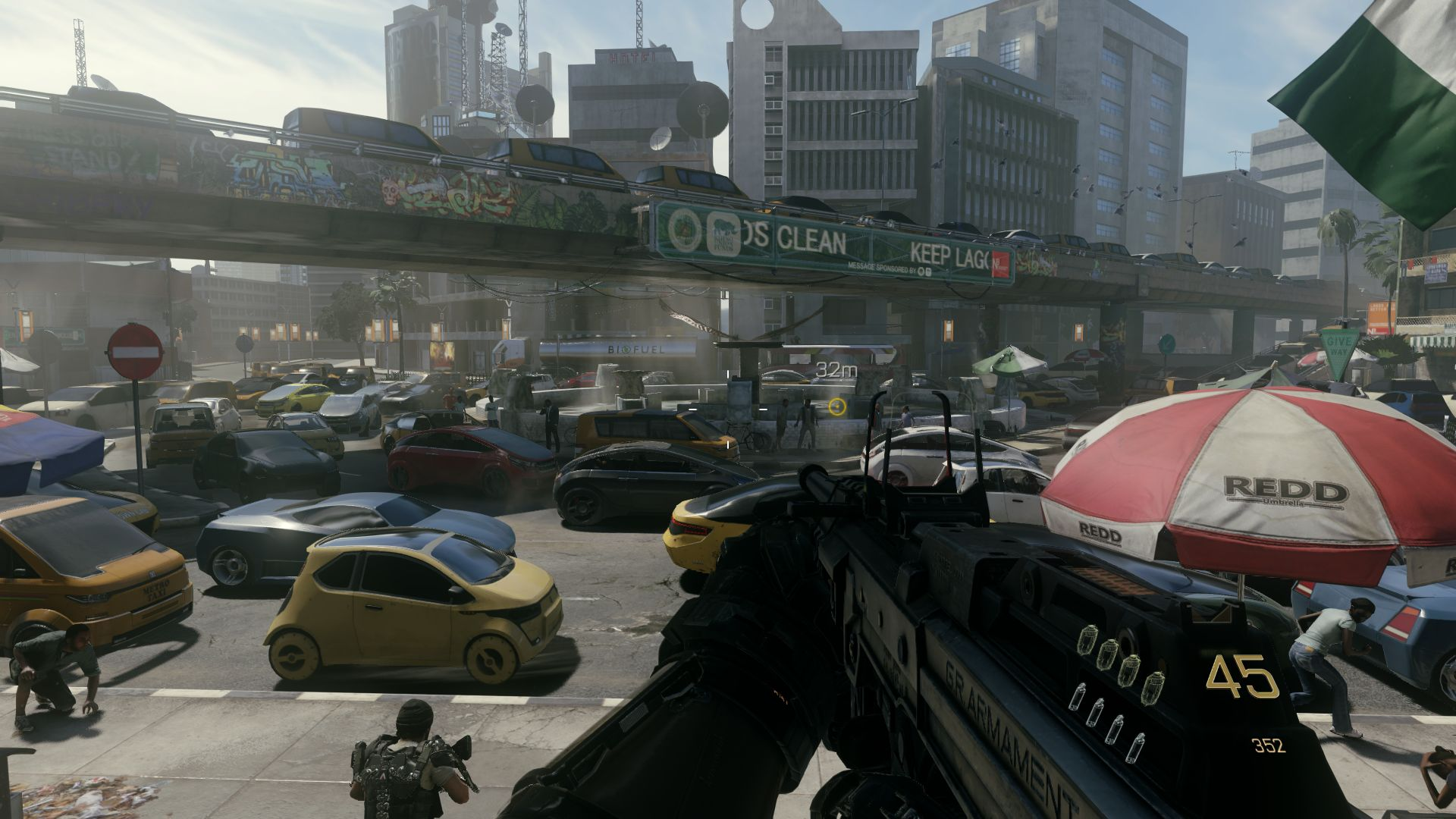 Call Of Duty Advanced Warfare Benchmarked Notebookcheck Net Reviews