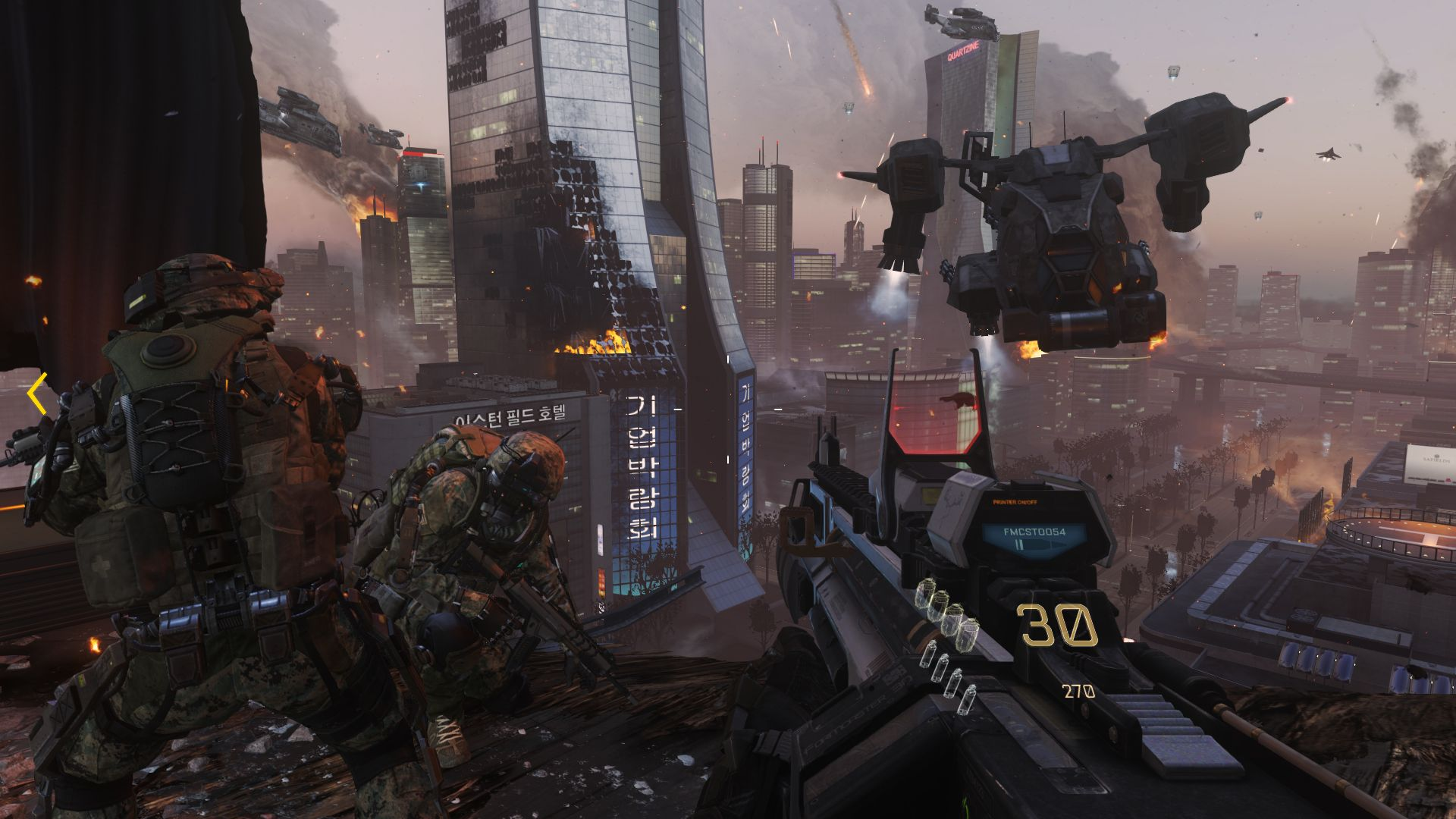 Call Of Duty: Advanced Warfare Benchmarked