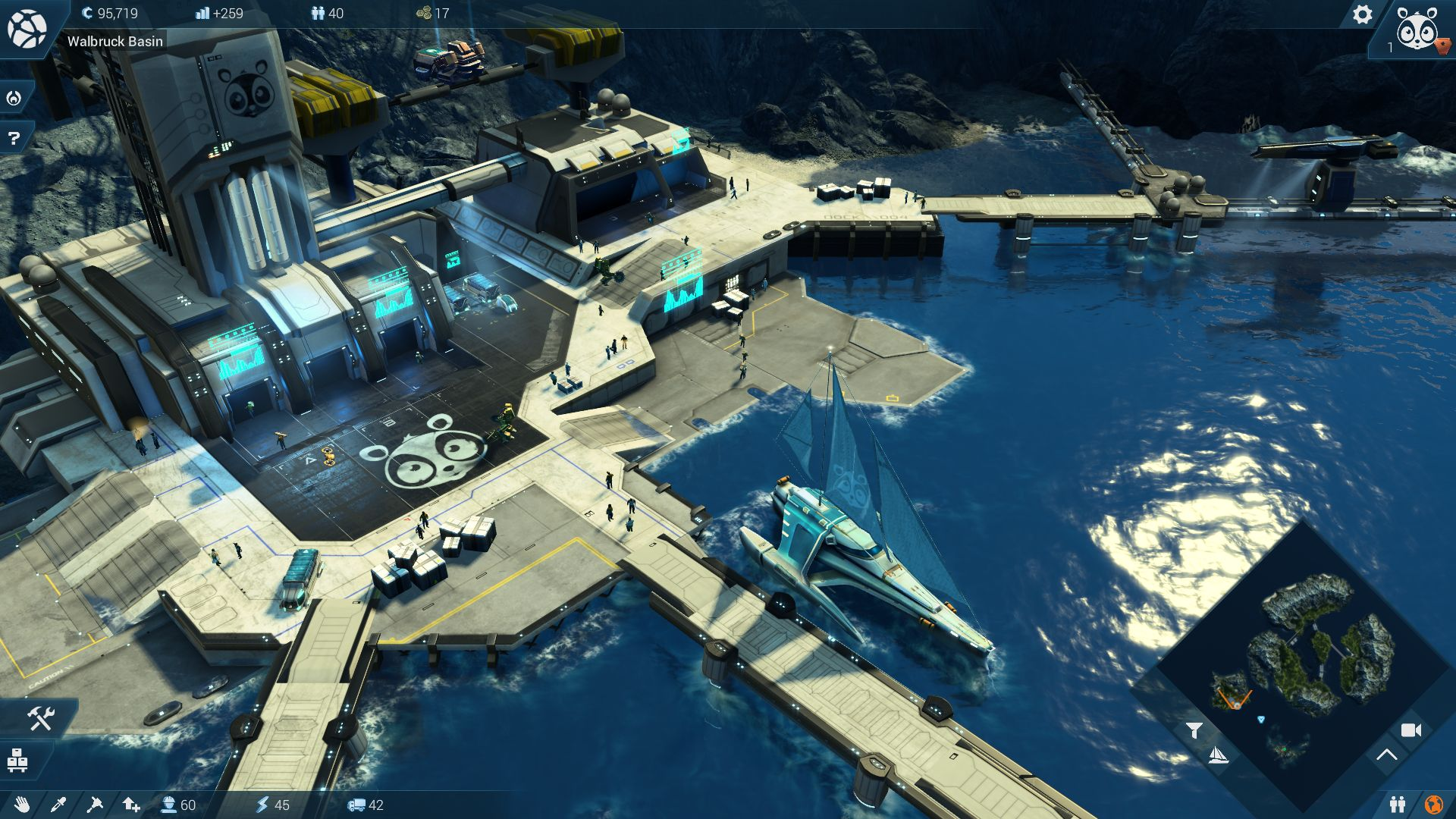 Anno 2205 Notebook Benchmarks - NotebookCheck net Reviews