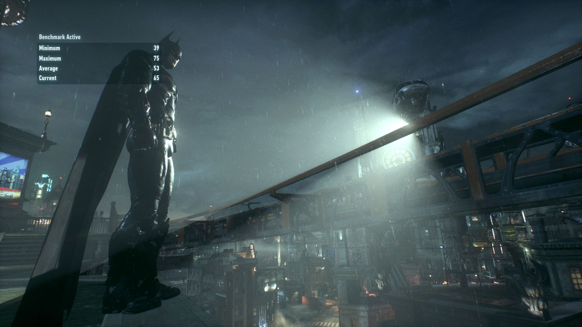 Batman Arkham Knight Notebook Benchmarks Notebookcheck