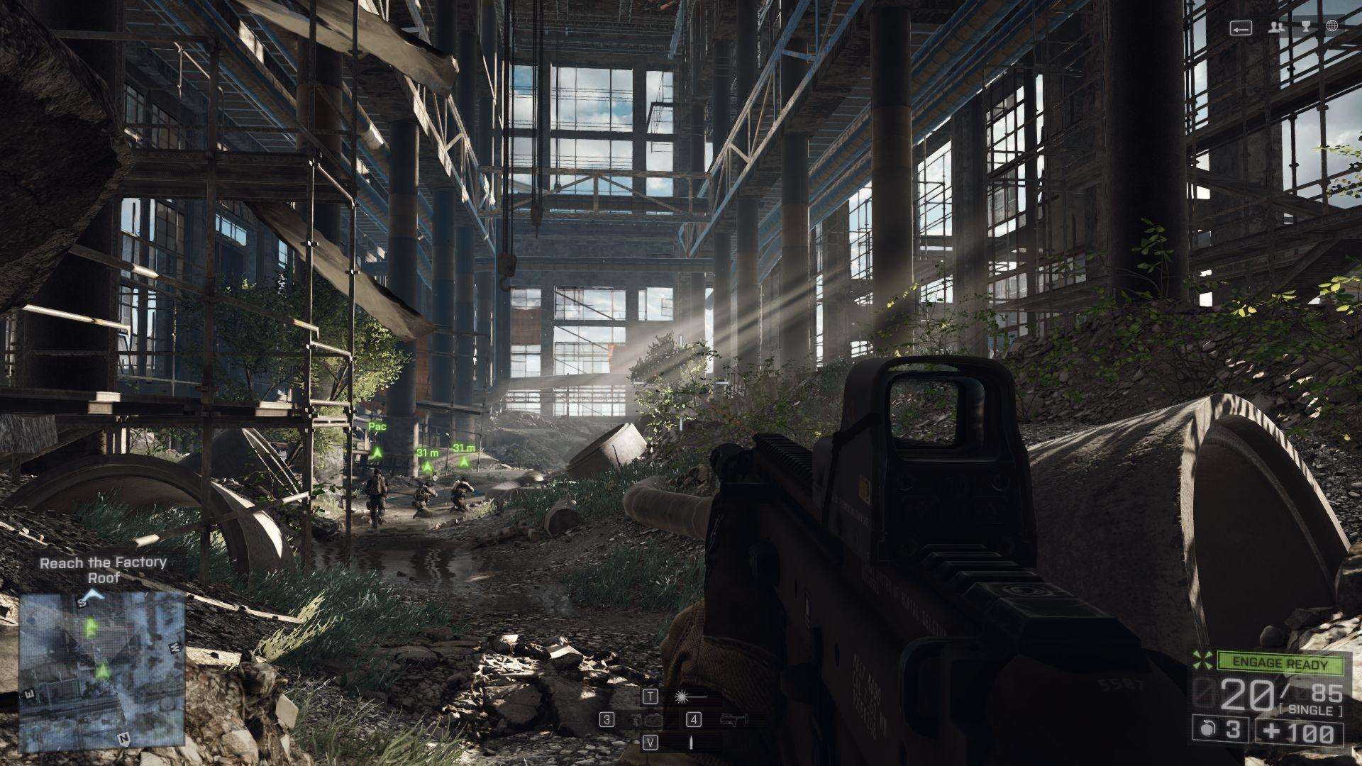 Battlefield 4 Benchmarked Notebookcheck Net Reviews