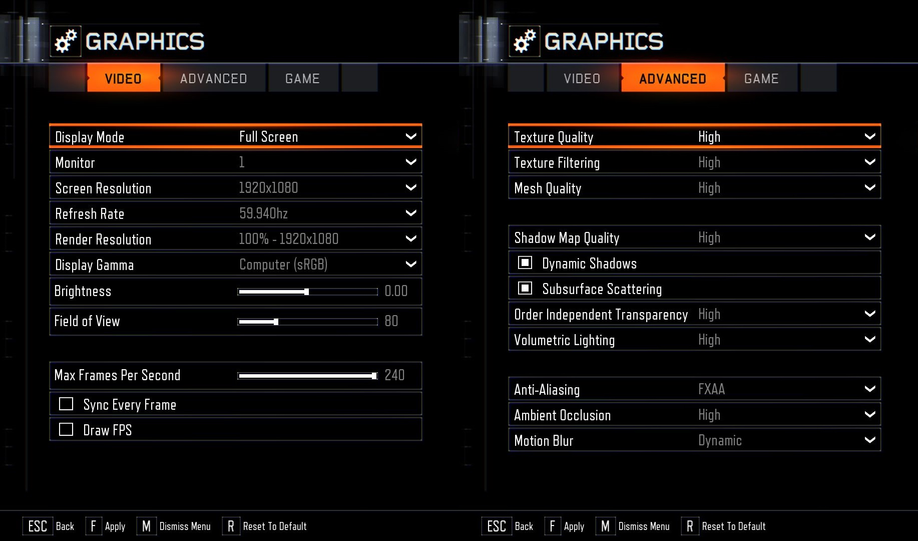 Call Of Duty Black Ops 3 Notebook Benchmarks