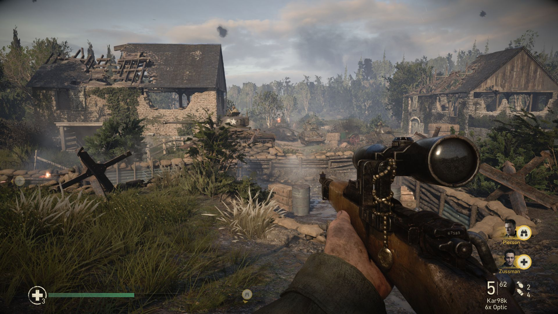 Call of Duty: WWII Laptop and Desktop Benchmarks