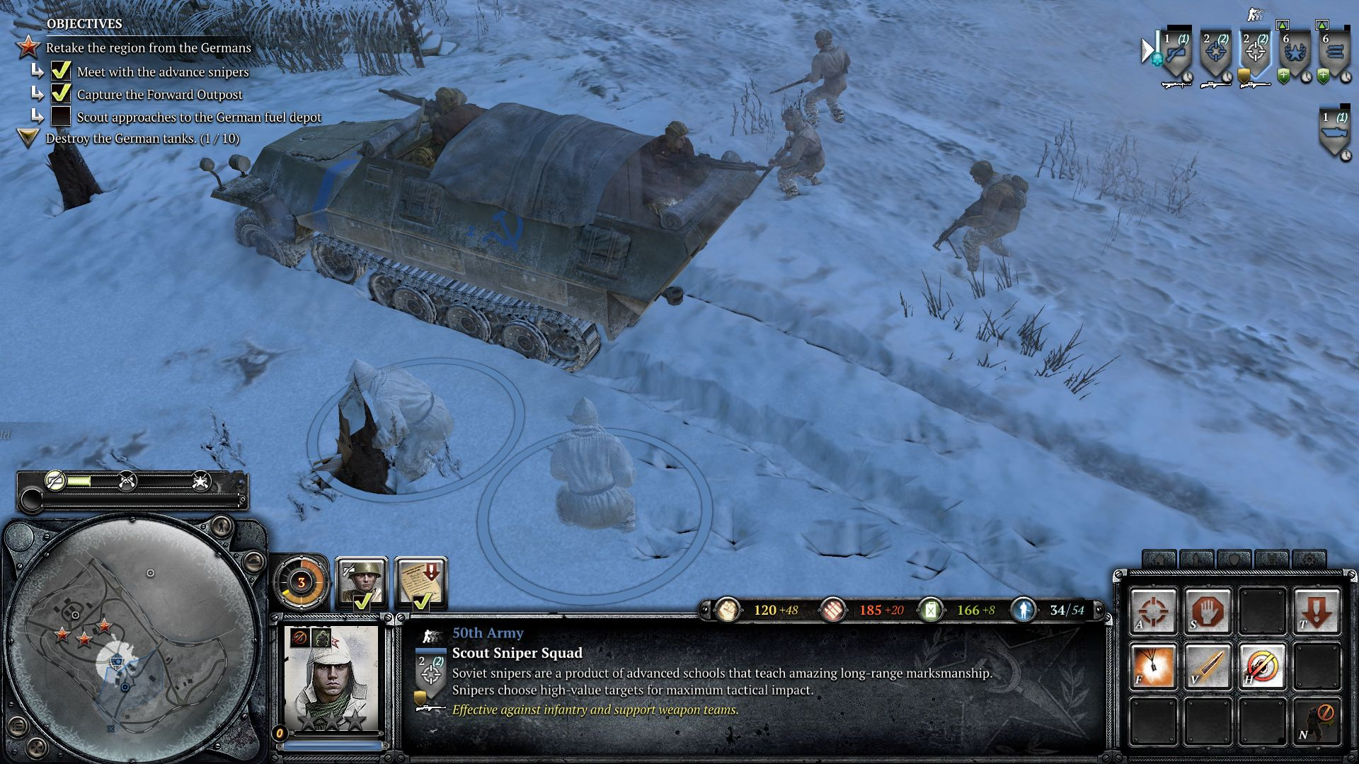 How To Set Ultra Graphics: Company Of Heroes 2 Benchmarked
