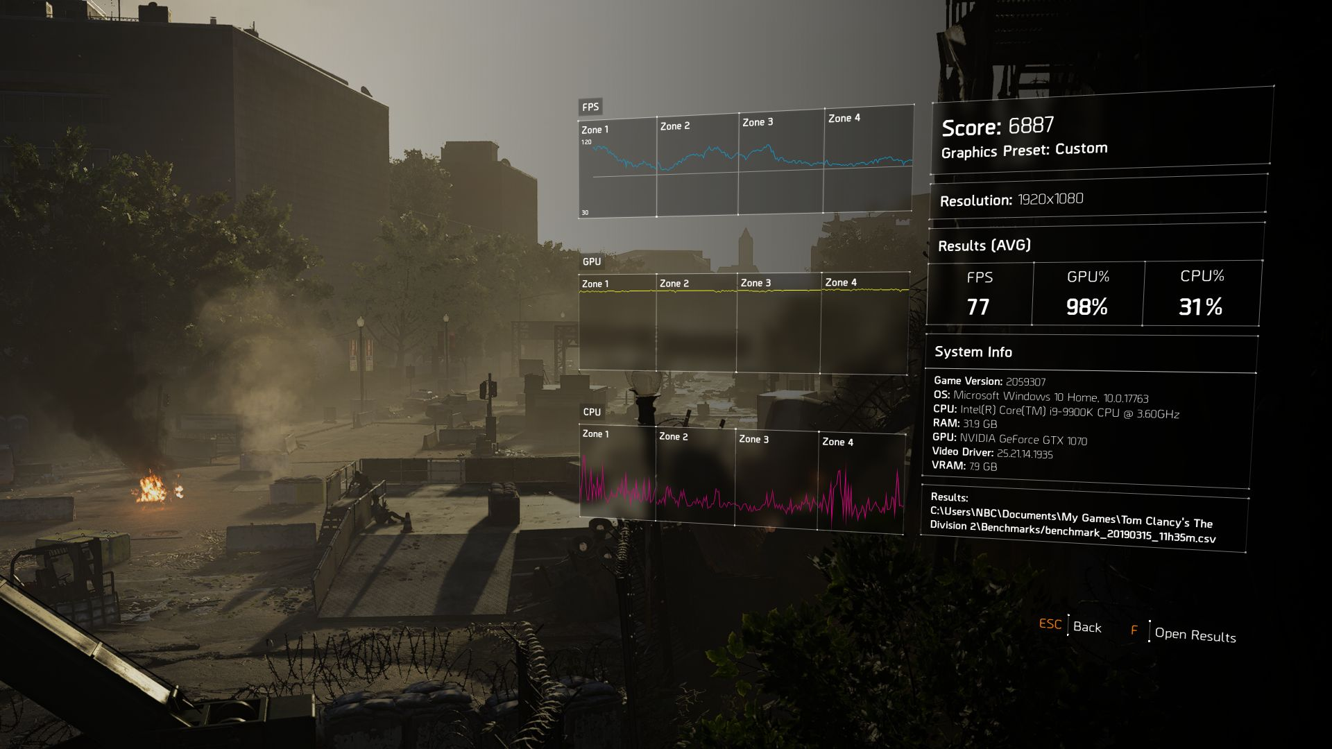 The Division 2 Laptop & Desktop Benchmarks - NotebookCheck net Reviews