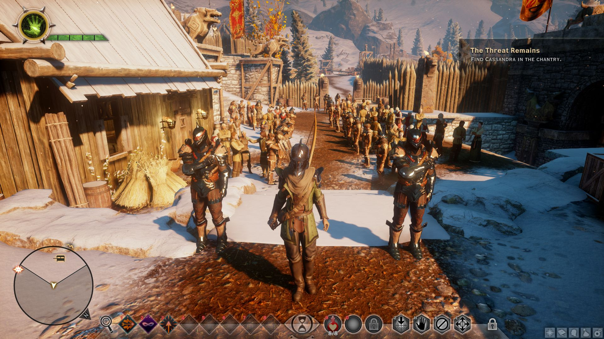 Dragon Age: Inquisition Benchmarked - NotebookCheck net Reviews